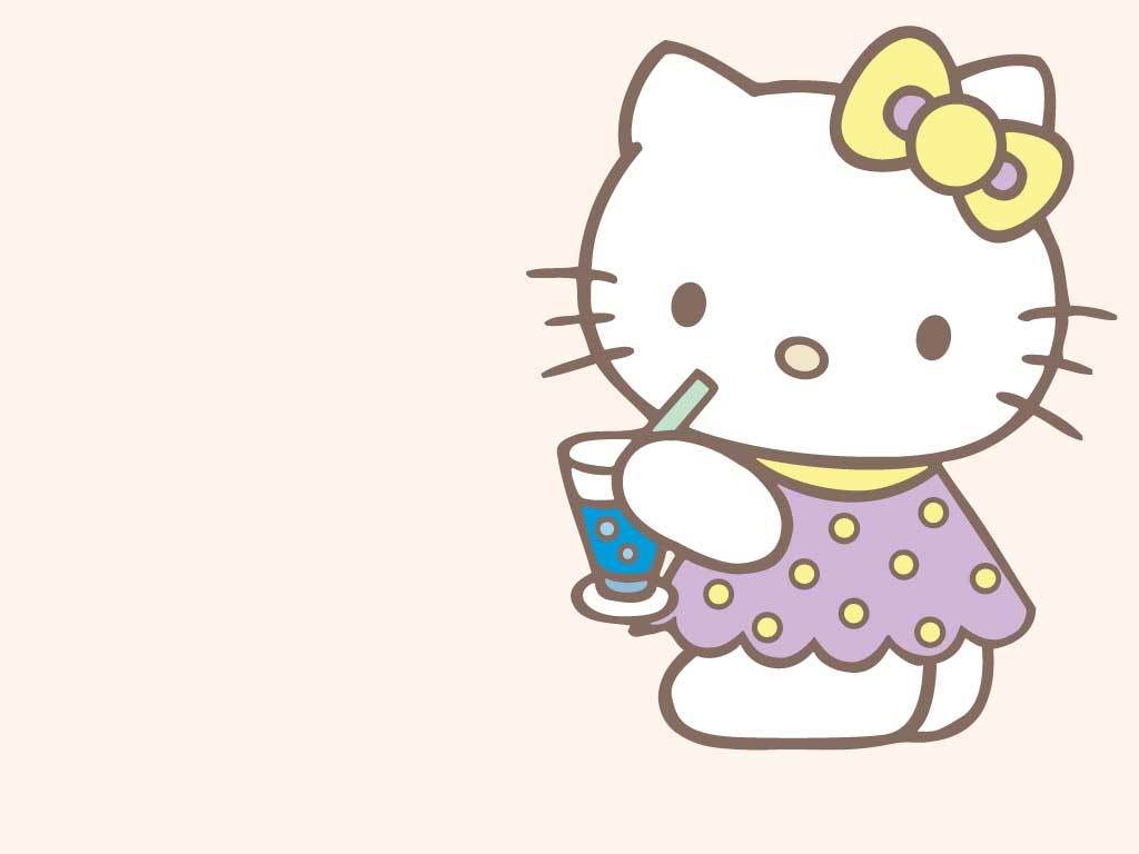 Cute Hello Kitty Backgrounds - Wallpaper Cave