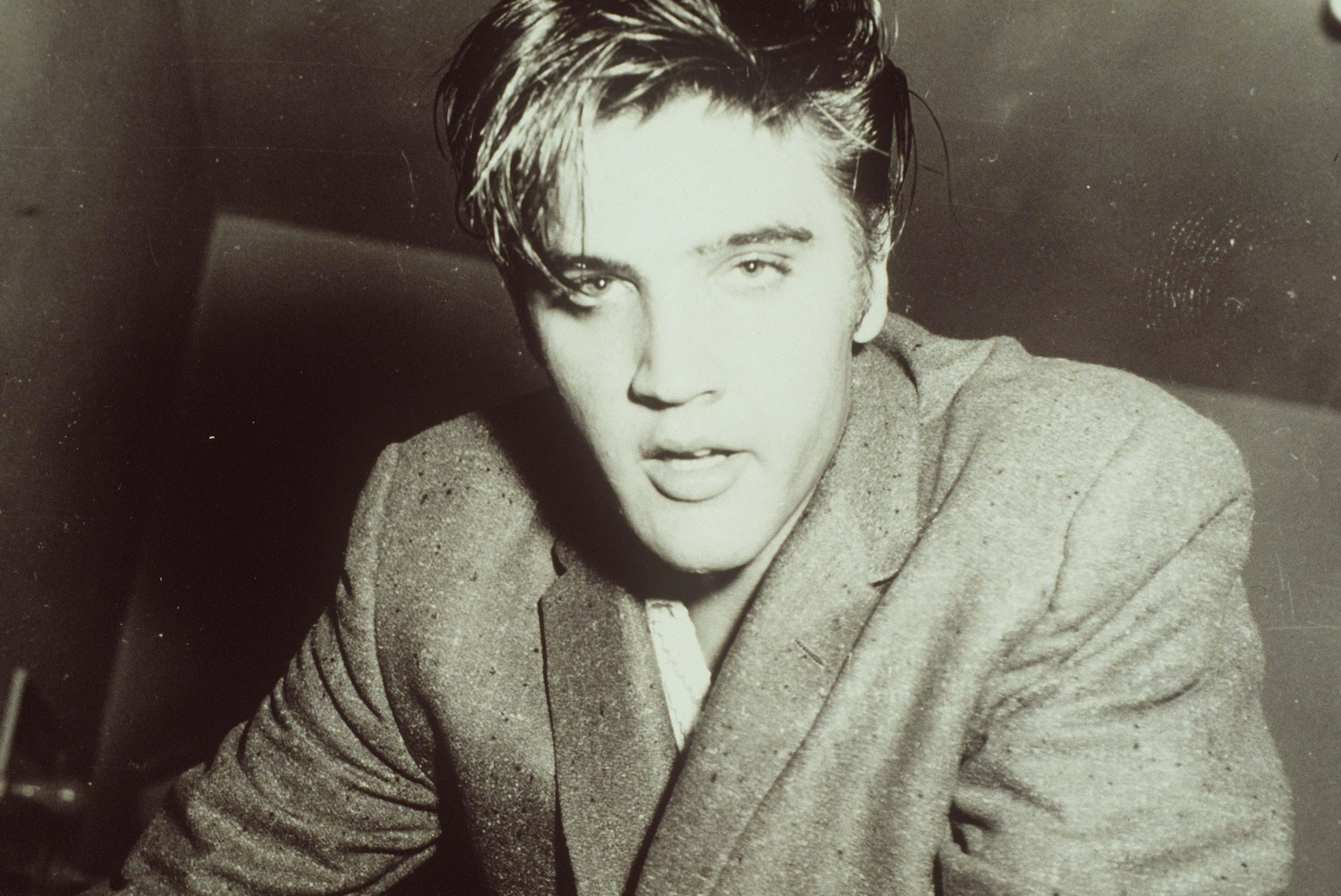 Elvis Presley Wallpapers Wallpaper Cave