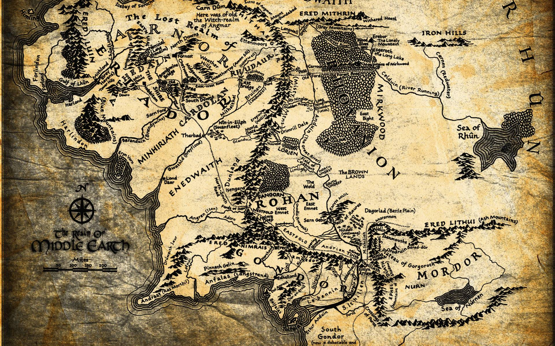 Lord of the rings iphone wallpapers wallpaper cave - Middle earth iphone wallpaper ...