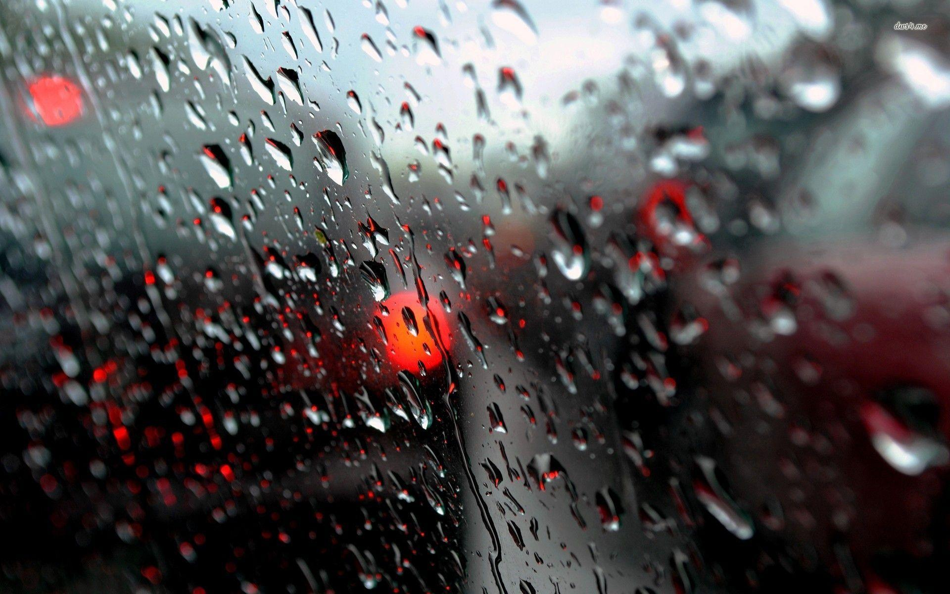 rain on window wallpapers wallpaper cave