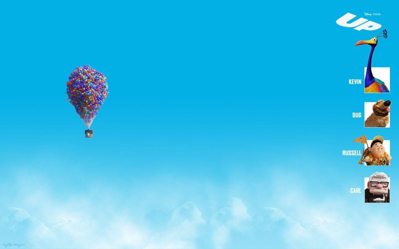 Interesting Pixar S Up Wallpaper by Xtotallybored 1280x800PX ~ Up ...