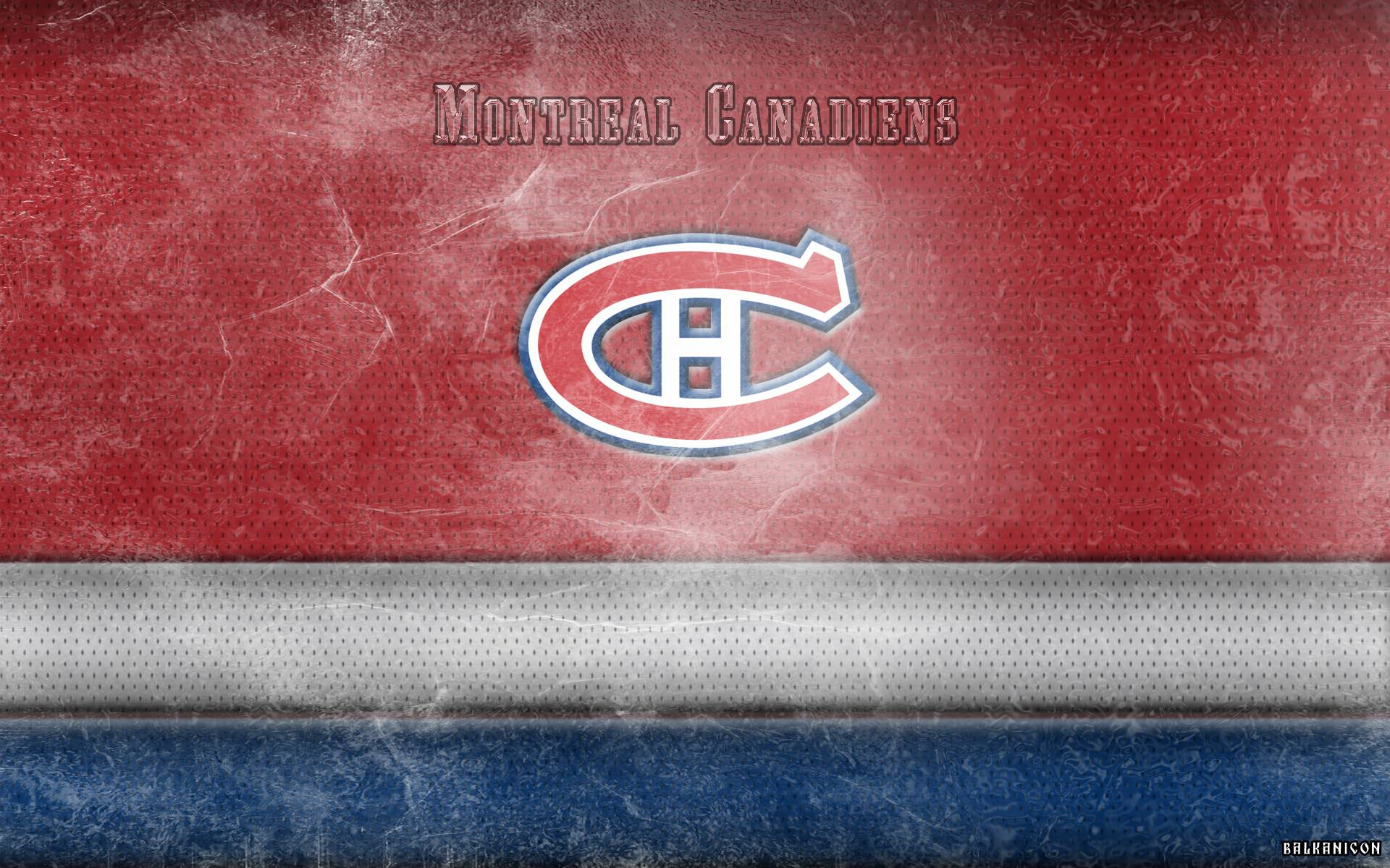 Montreal Canadiens wallpapers by Balkanicon