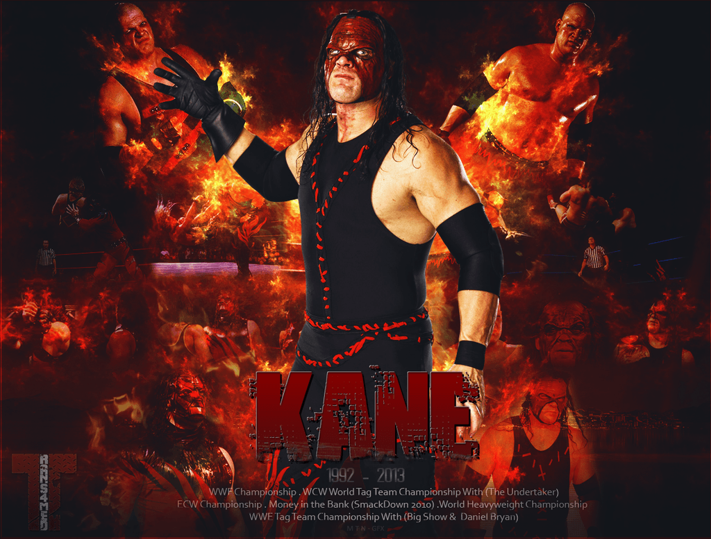 Wallpapers For > Wwe Kane Wallpaper 2013