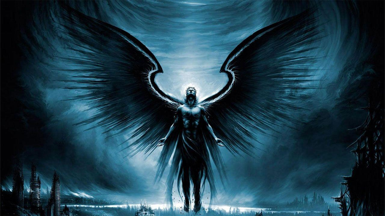 Dark Angel Wallpaper HD
