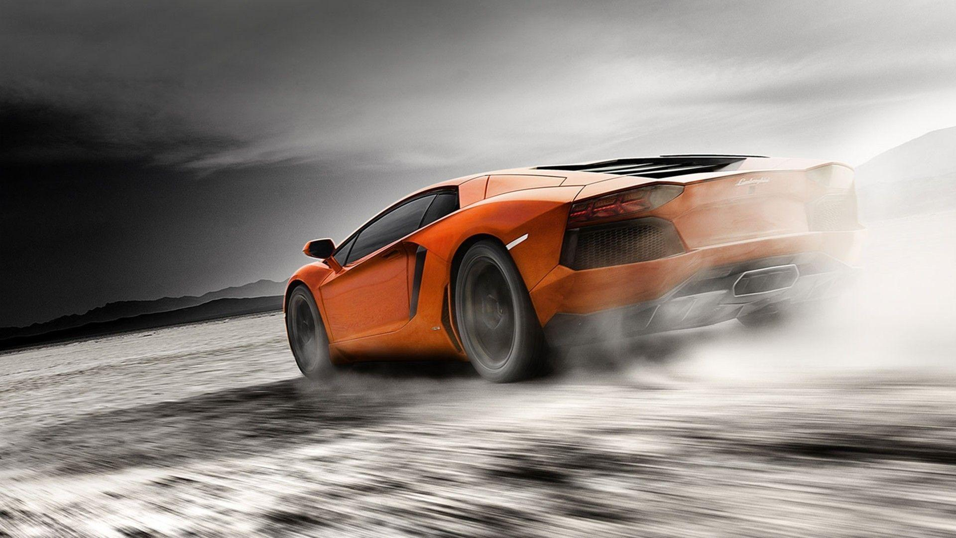 Lamborghini Aventador Car Racing Games