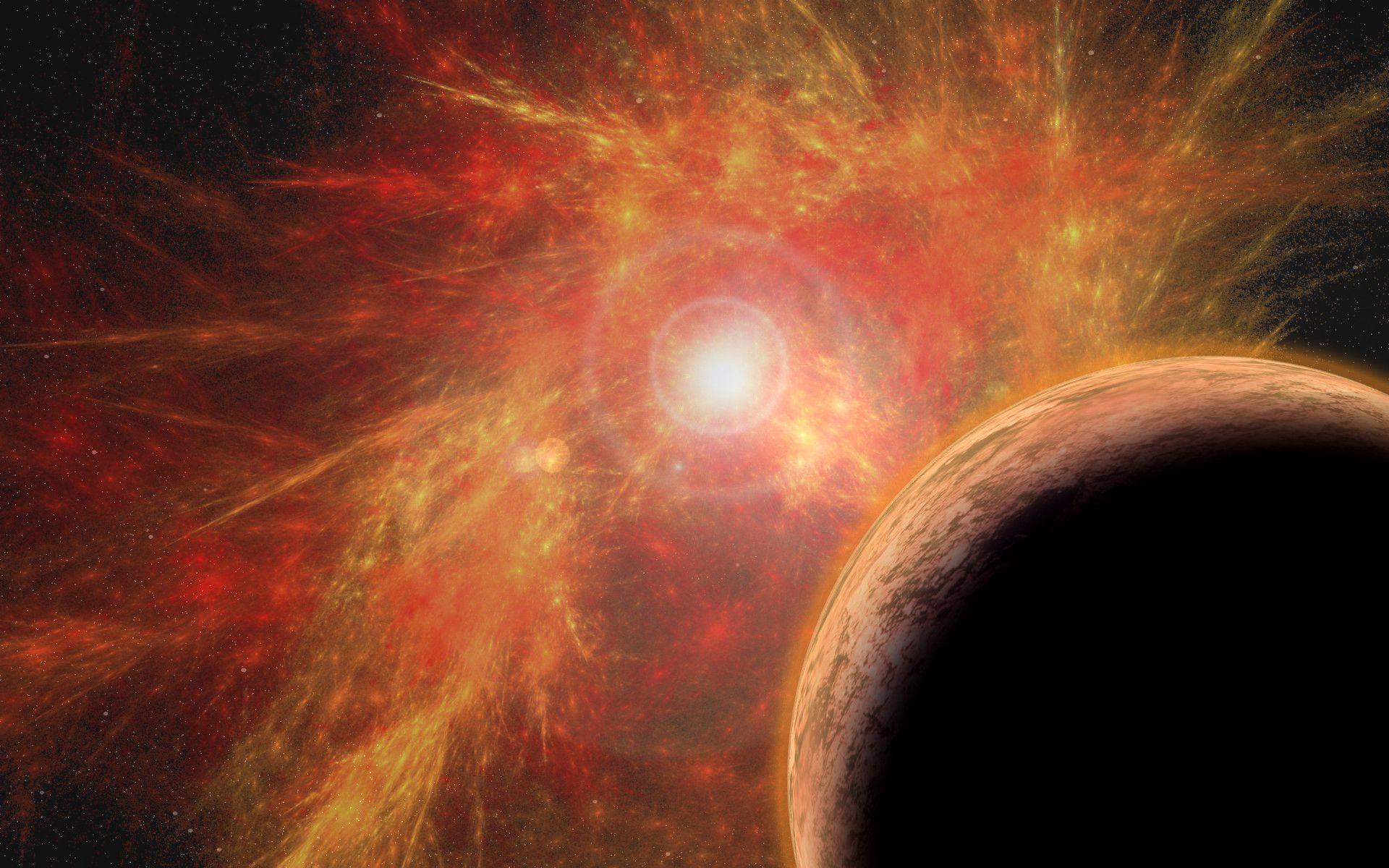 supernova desktop wallpaper - photo #13