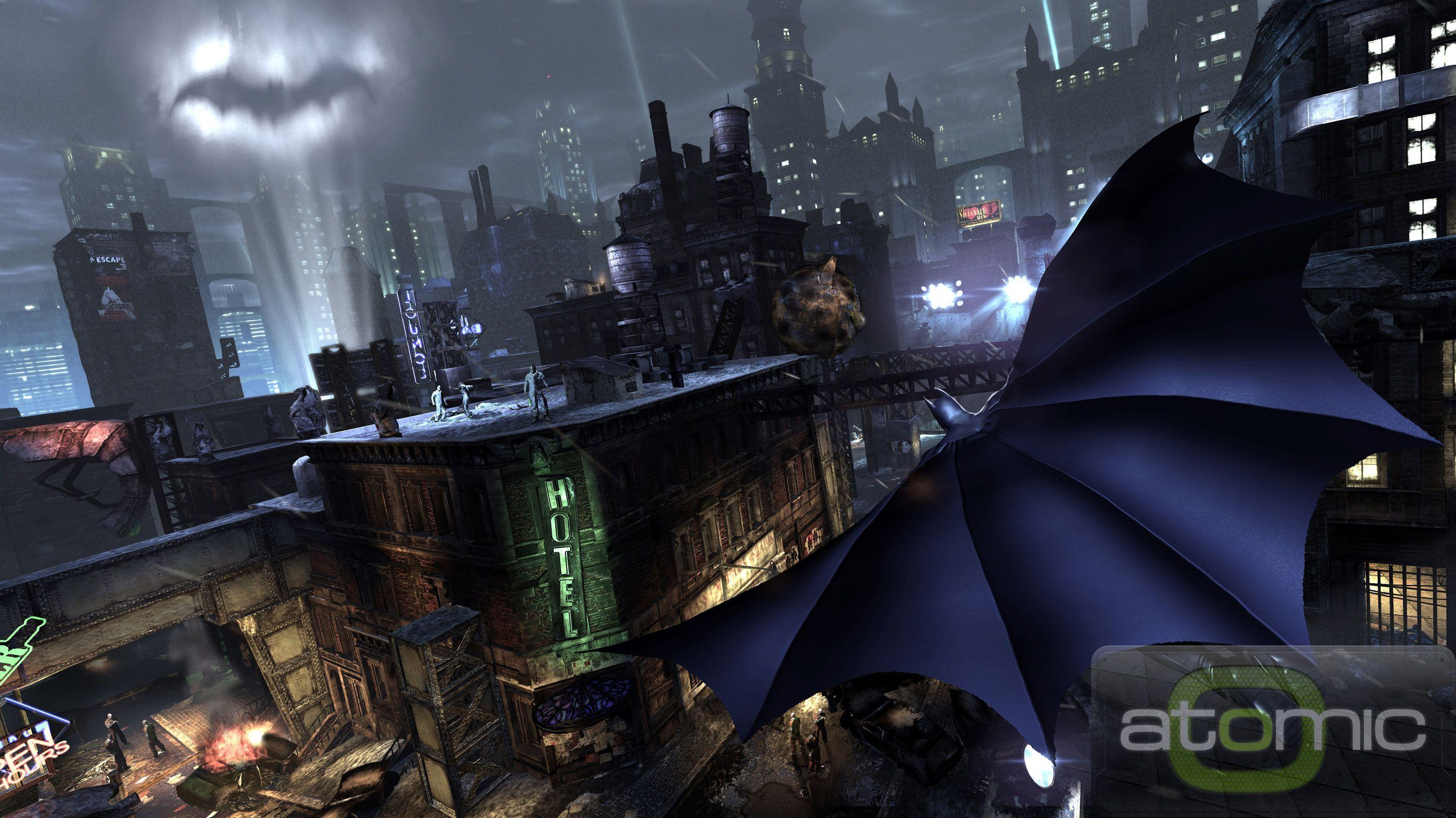 New Batman: Arkham City screens! - PC & Tech Authority