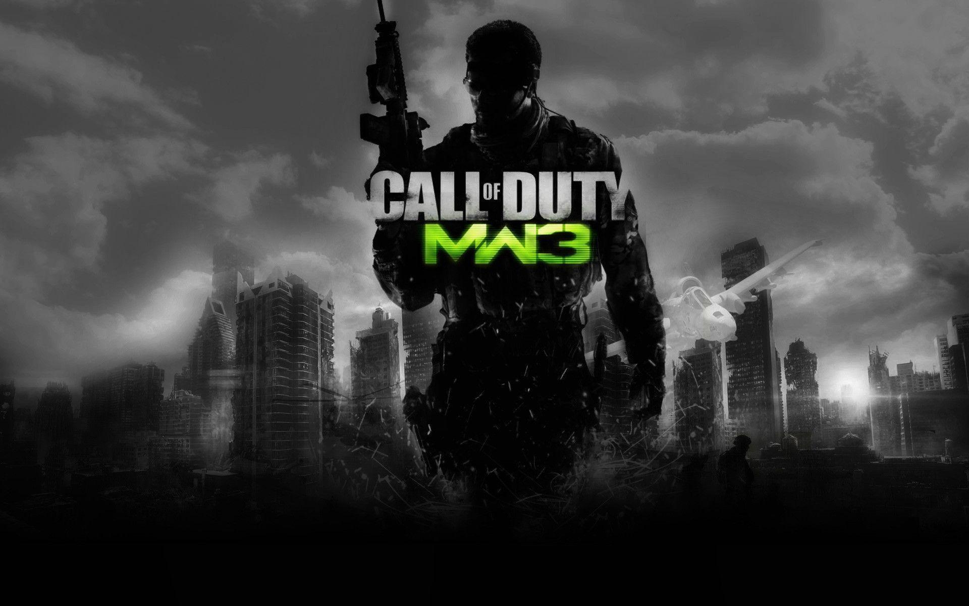 Call Of Duty Modern Warfare 3 Wallpapers - Wallpaper Cave