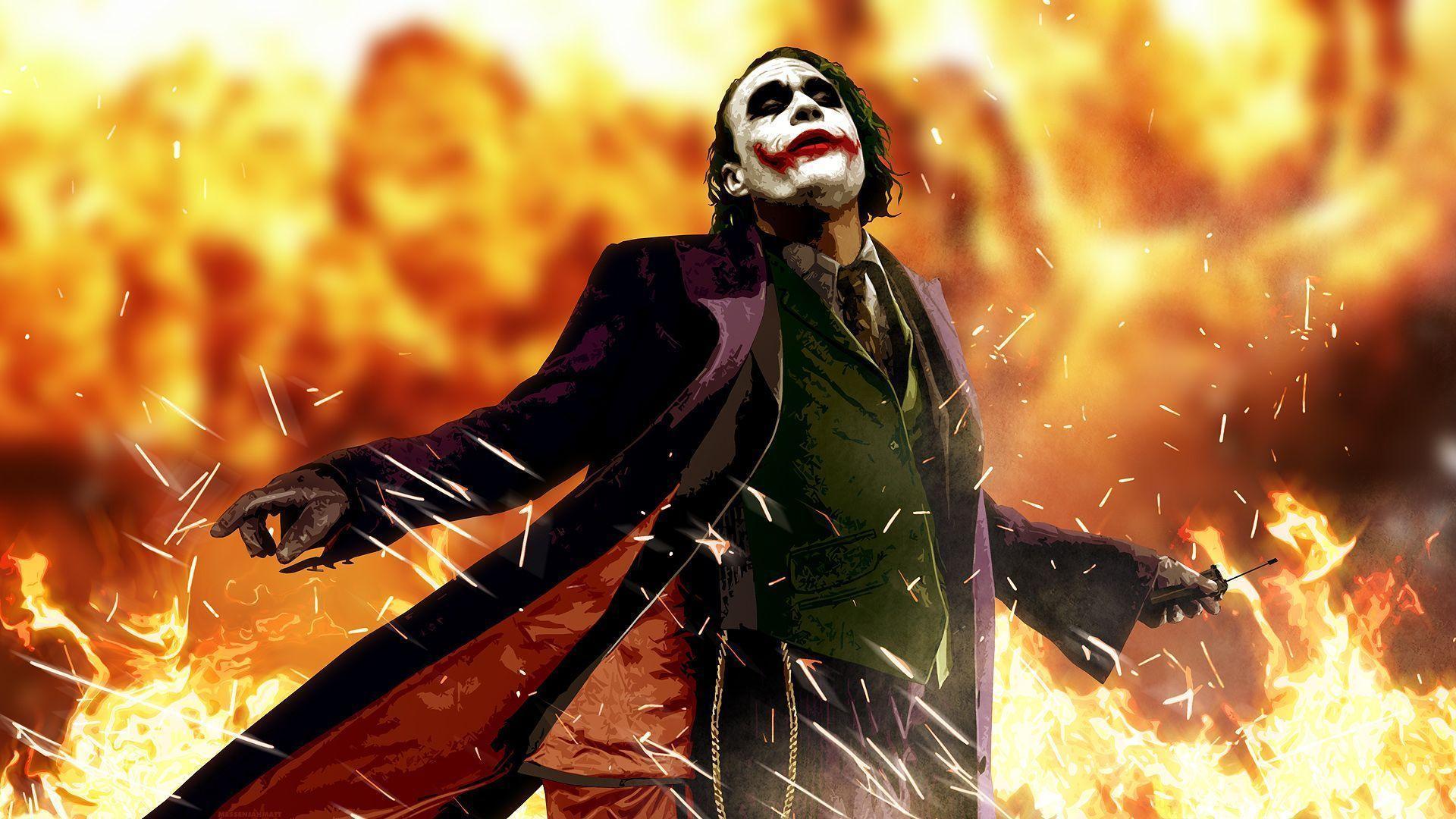 Joker Wallpapers Wallpaper Cave