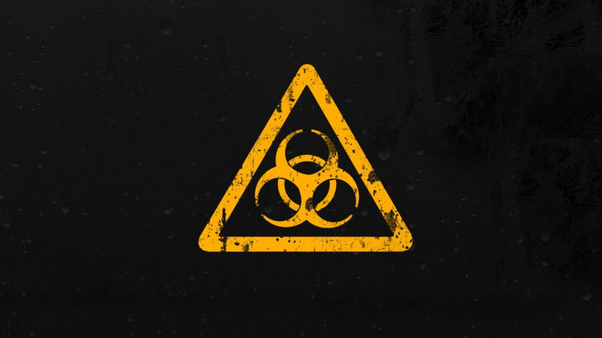 Biohazard Symbol Wallpapers - Wallpaper Cave