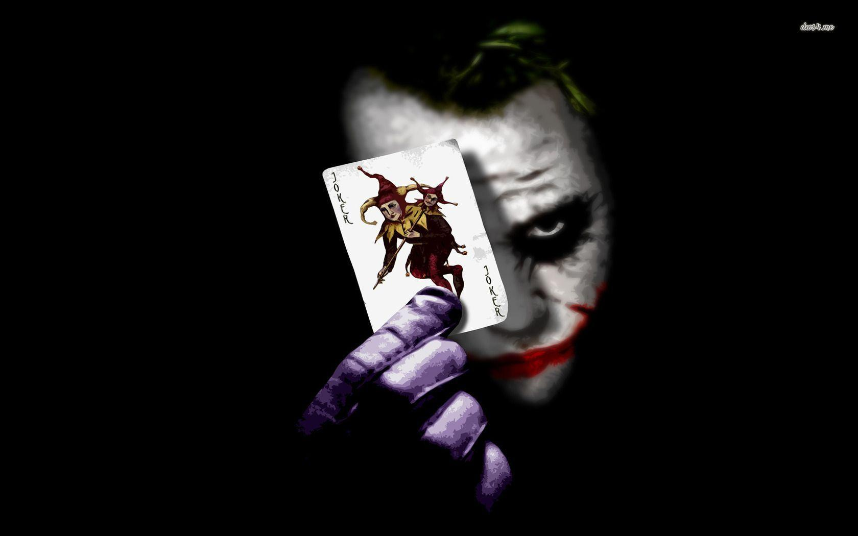 Joker the dark knight wallpaper movie wallpapers