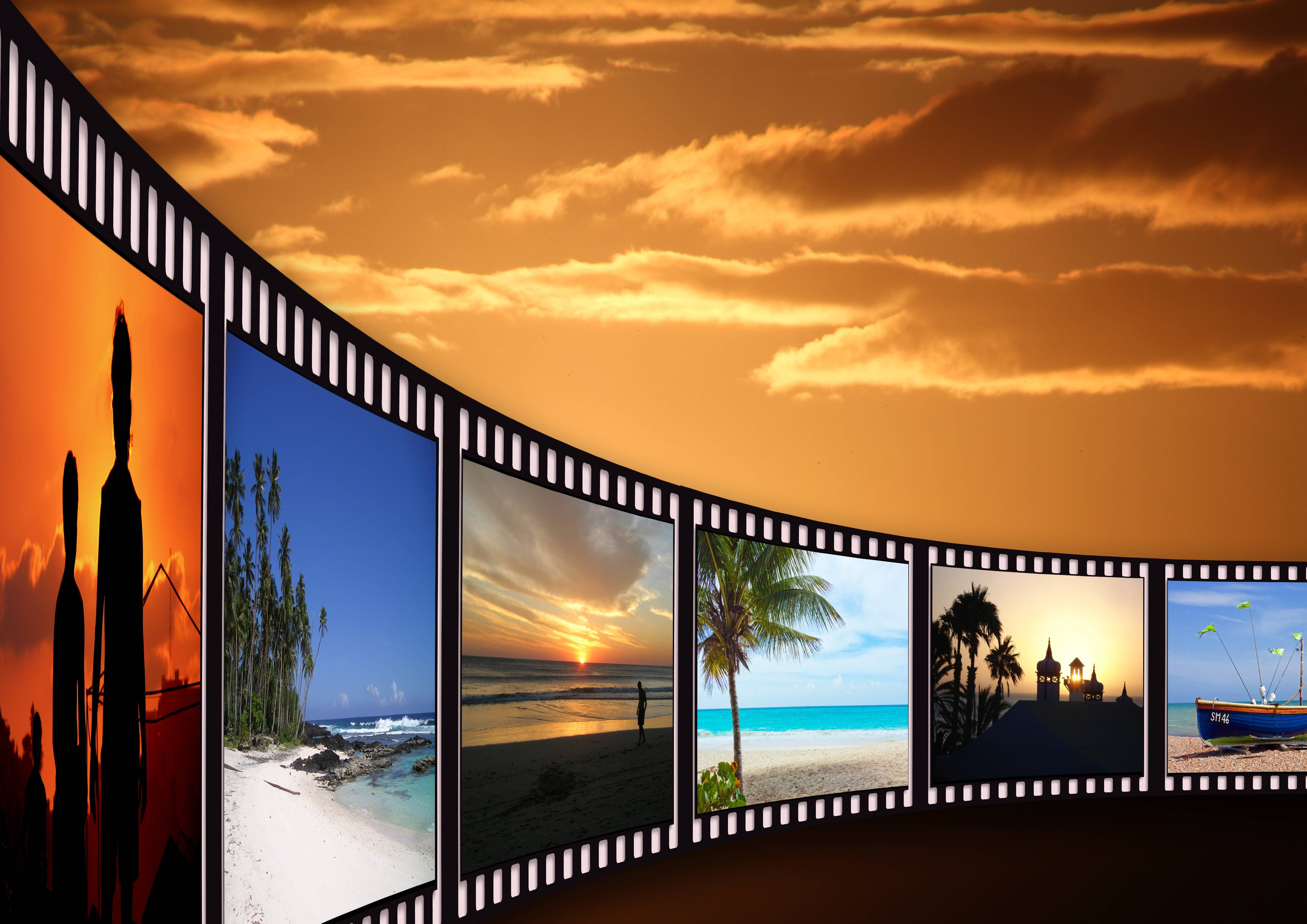 Filmstrip Wallpapers - Wallpaper Cave