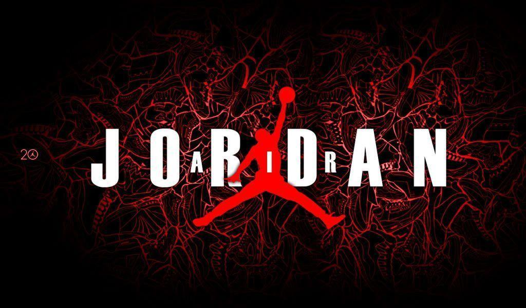 Michael Jordan Logo 4 Backgrounds