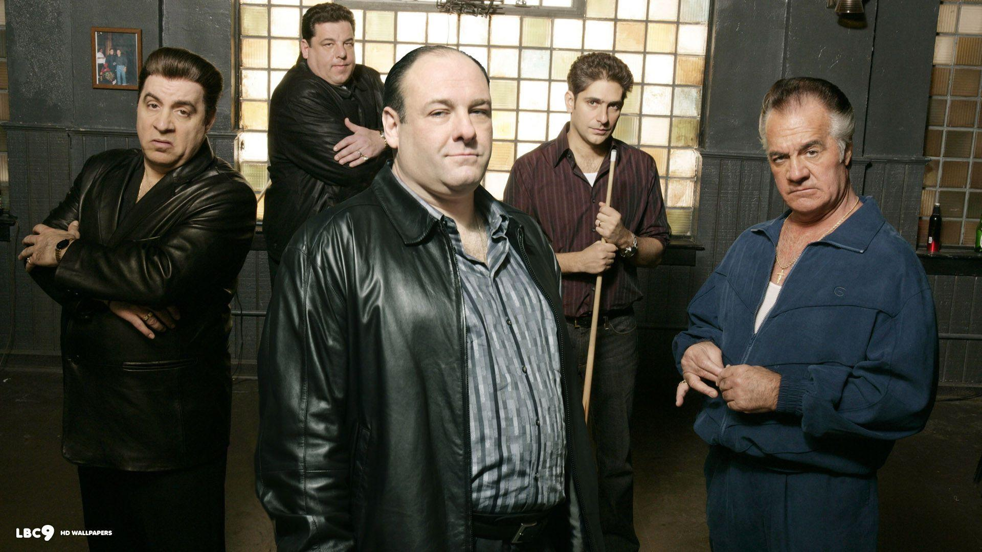 sopranos wallpapers 1/9