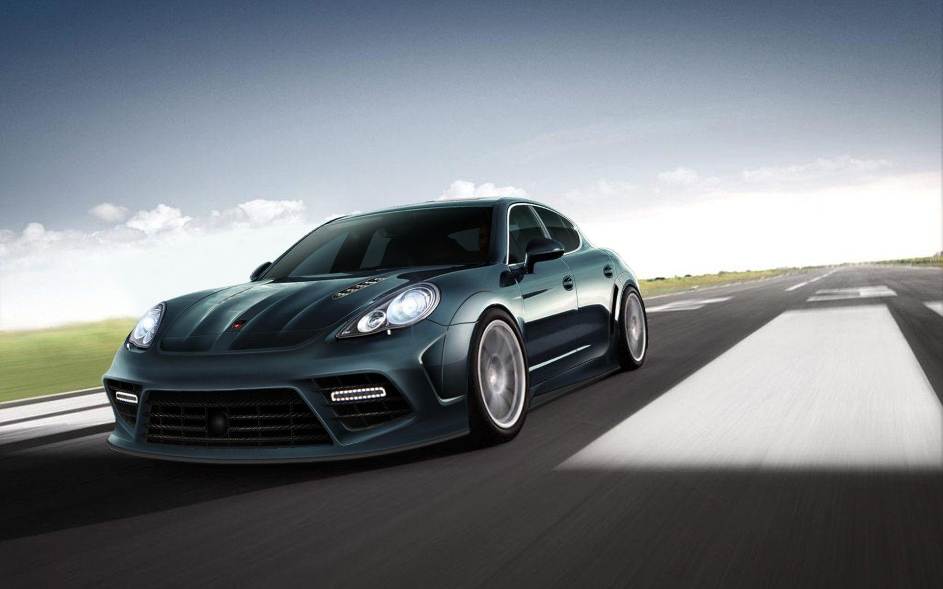 Porsche Panamera Wallpapers - Full HD wallpaper search