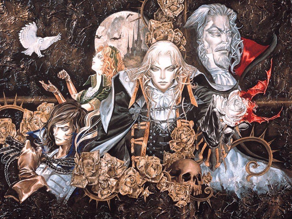 castlevania wallpapers wallpaper cave