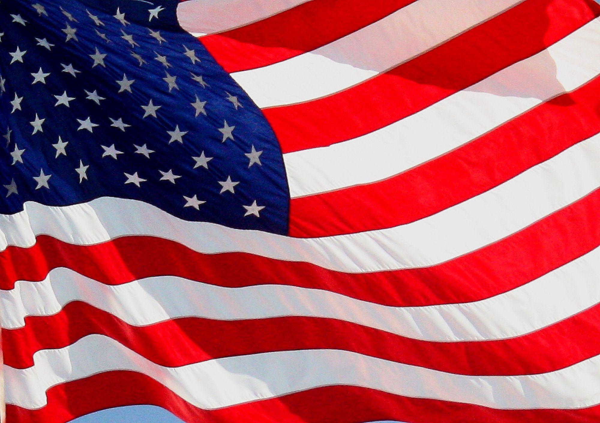 American Flag Background Hd American Flag Desktop ...