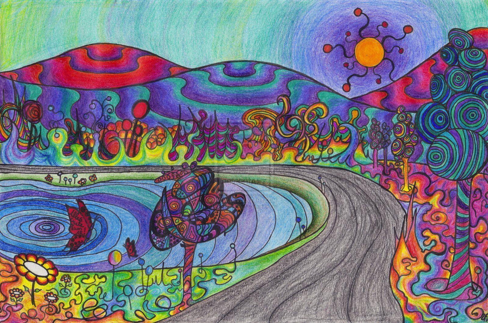 Trippy Eye Drawings Tumblr