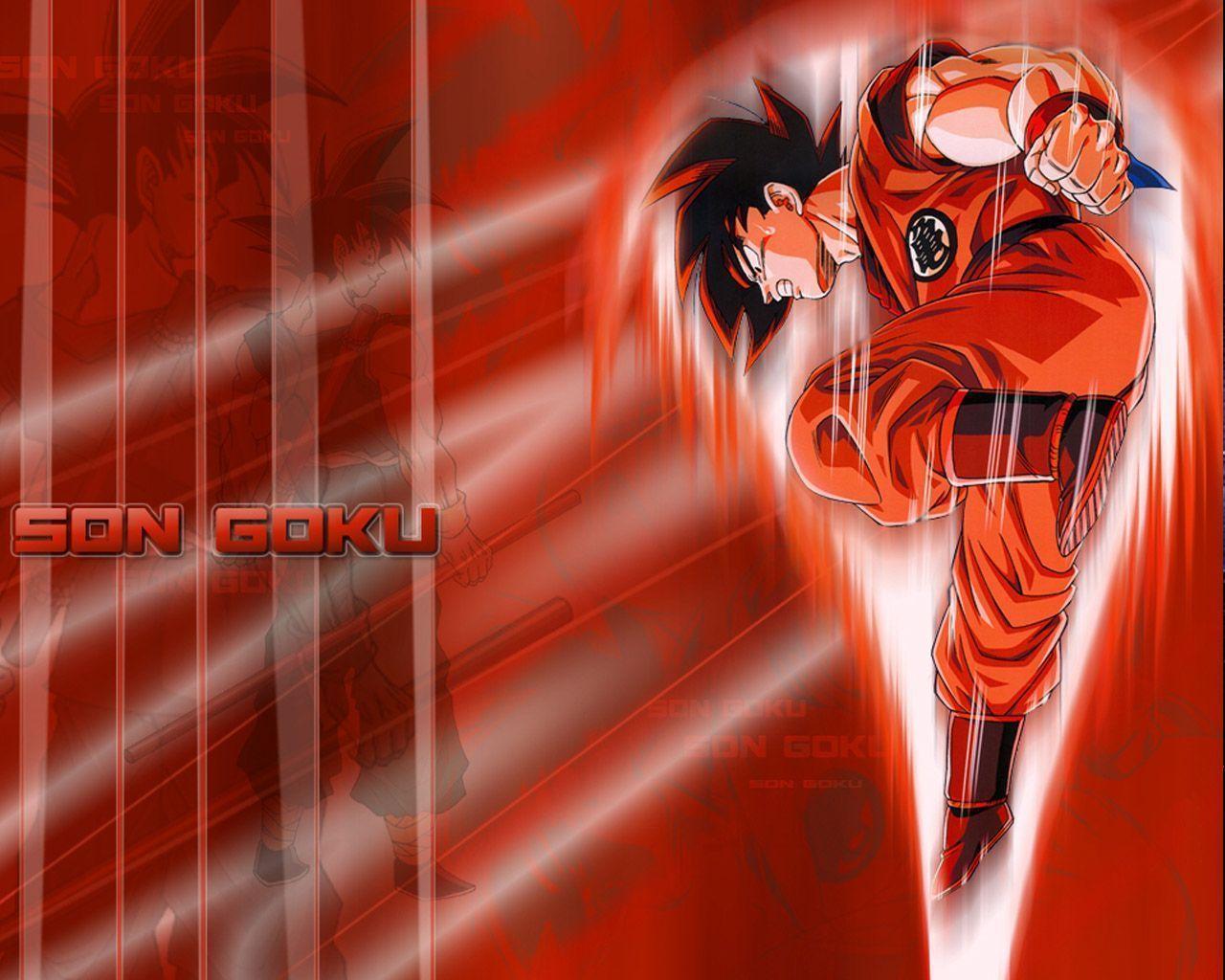 Goku Wallpapers Wallpaper Cave