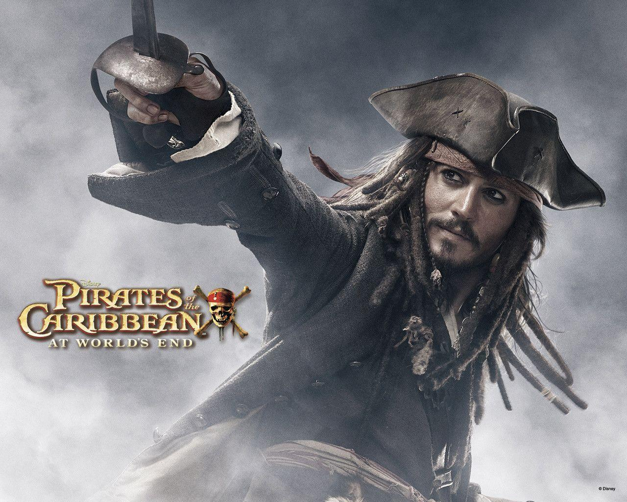 Jack Sparrow - Captain Jack Sparrow Wallpaper (7793349) - Fanpop