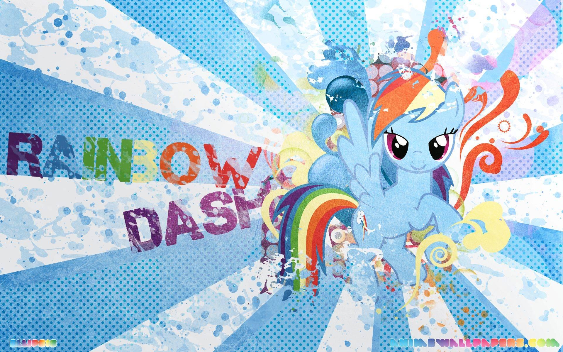 rainbow dash sphere background - photo #41