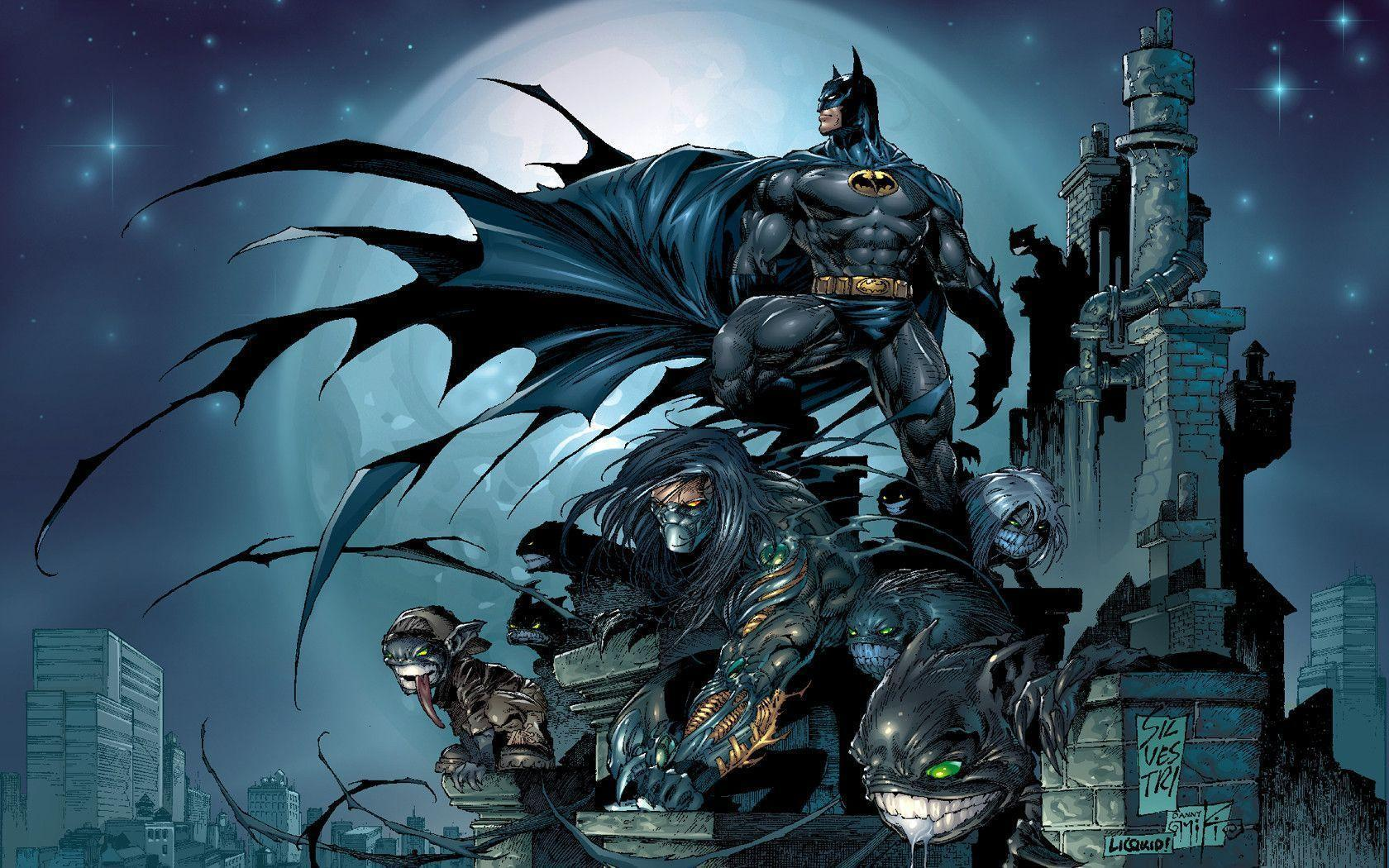 comics batman background hero - photo #18