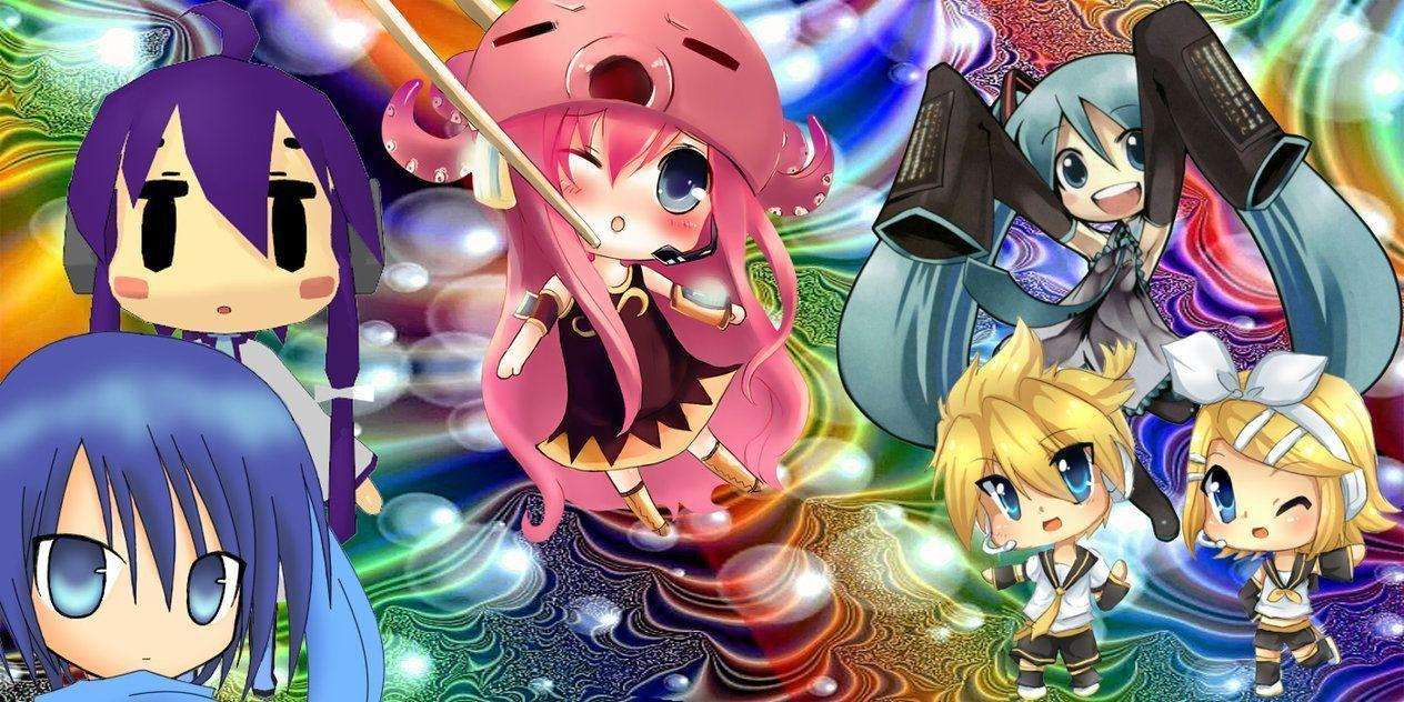 vocaloid characters wallpapers - photo #7