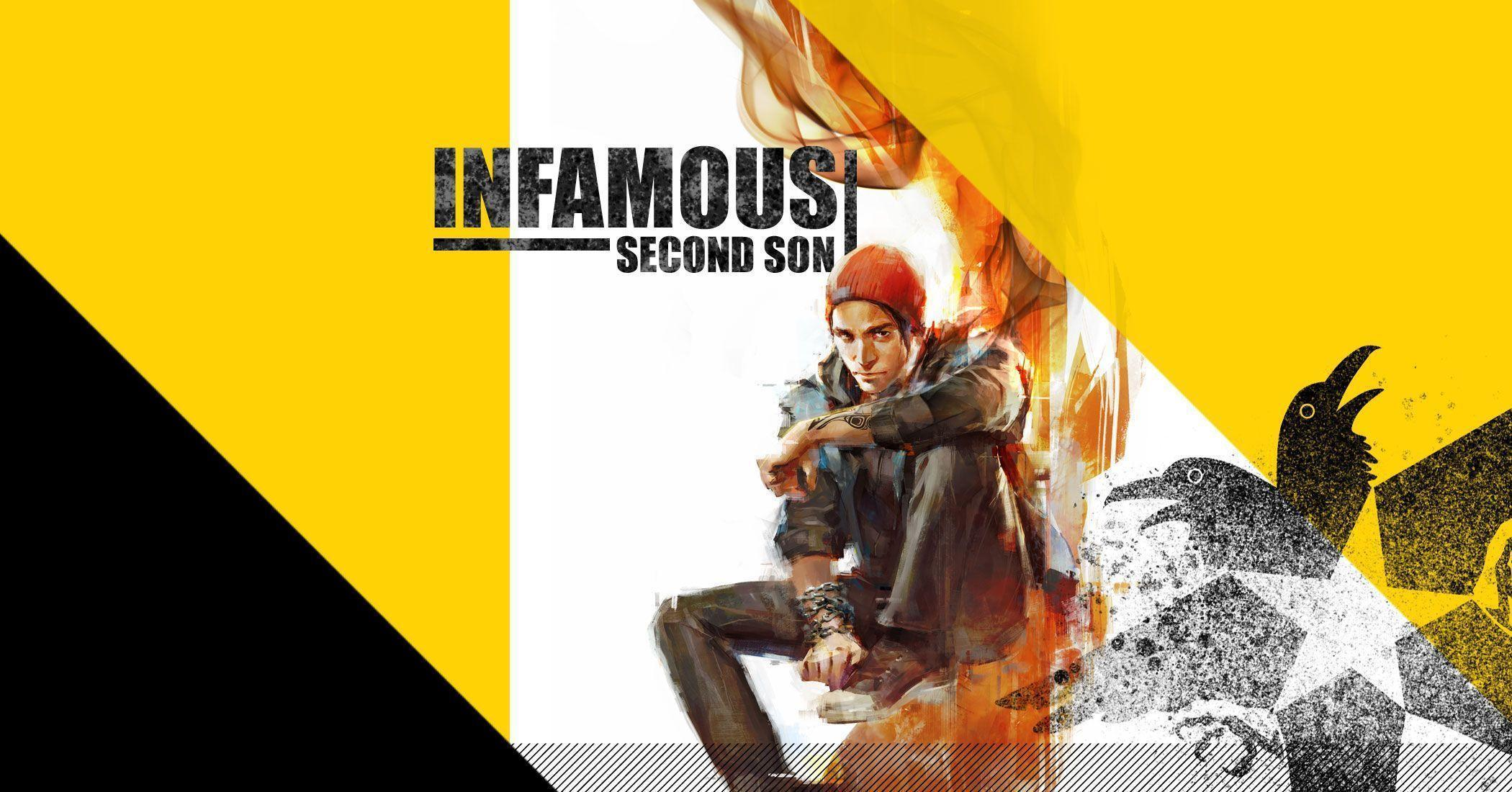 InFamous Second Son Game Wallpapers HD