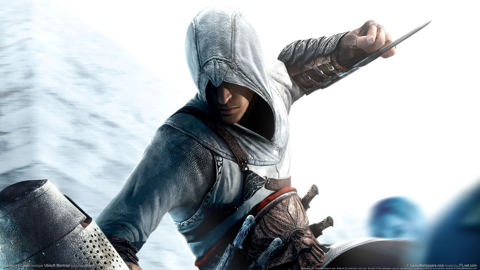 Assassins Creed Game Wallpapers   HD Wallpapers