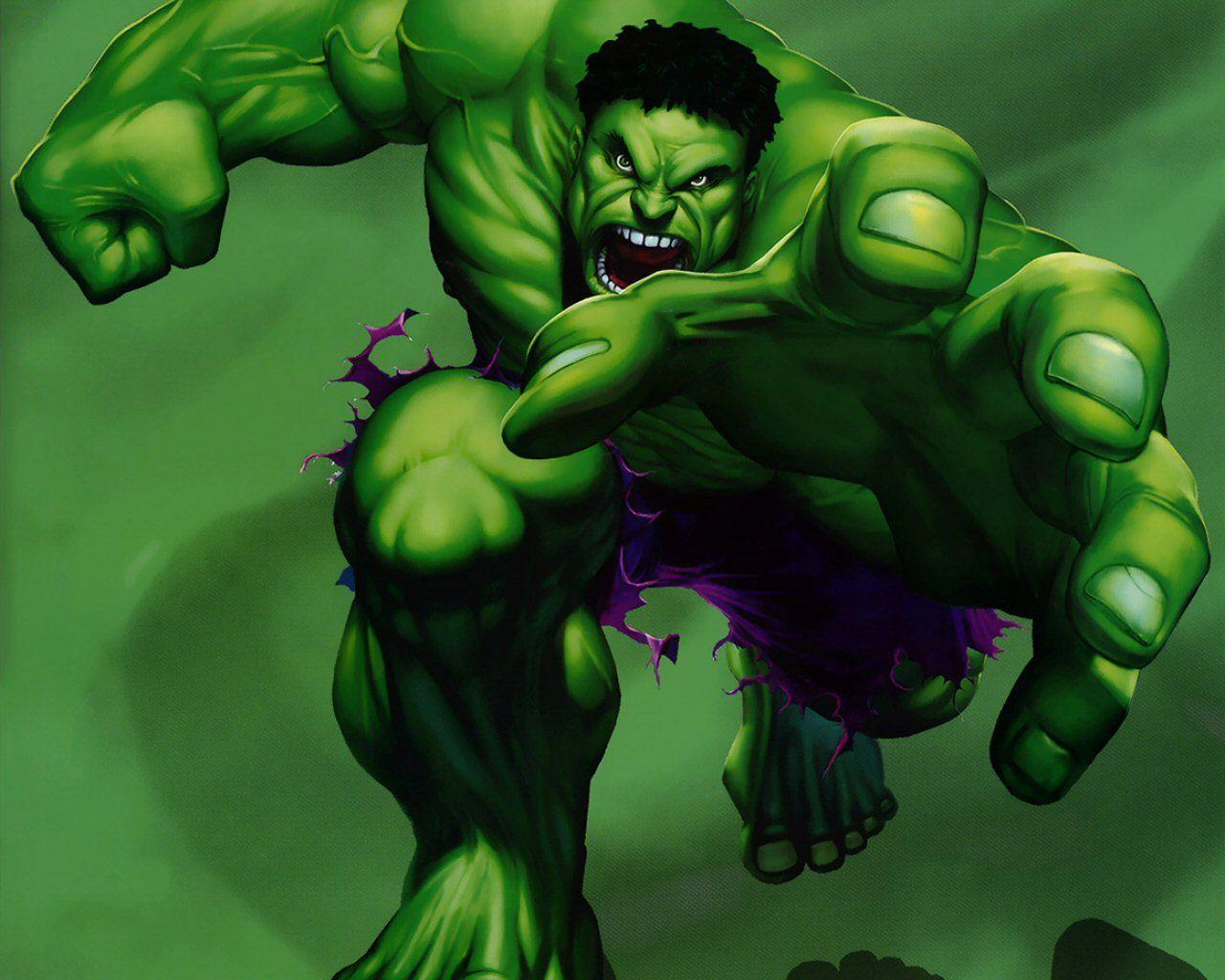 Desktop Wallpapers Free: Hulk Wallpapers