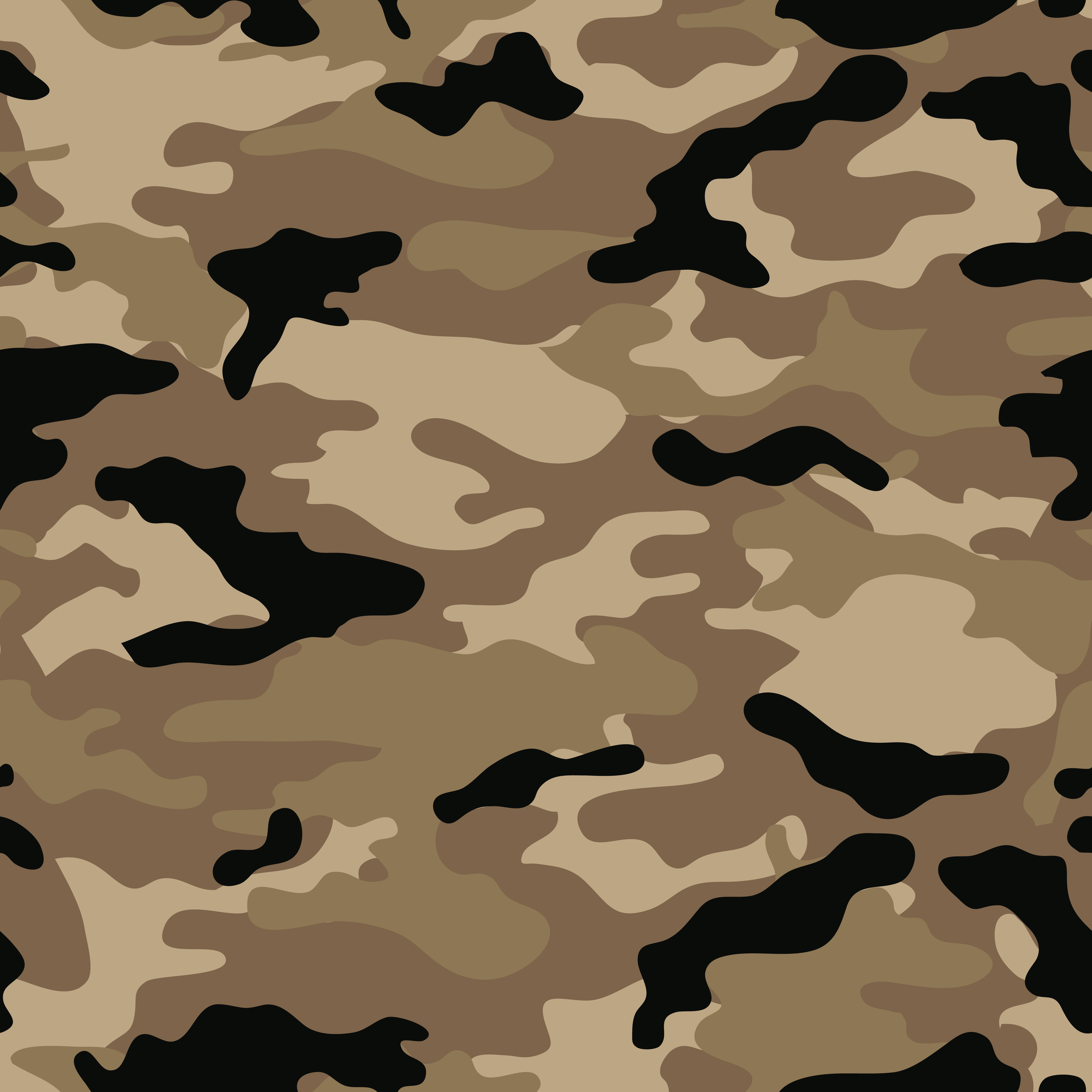 Camouflage Wallpapers: Woodland Camo Wallpapers