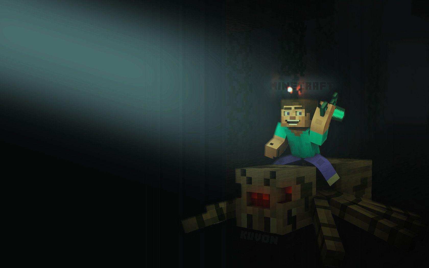 minecraft wallpapers desktop wallpaper cave