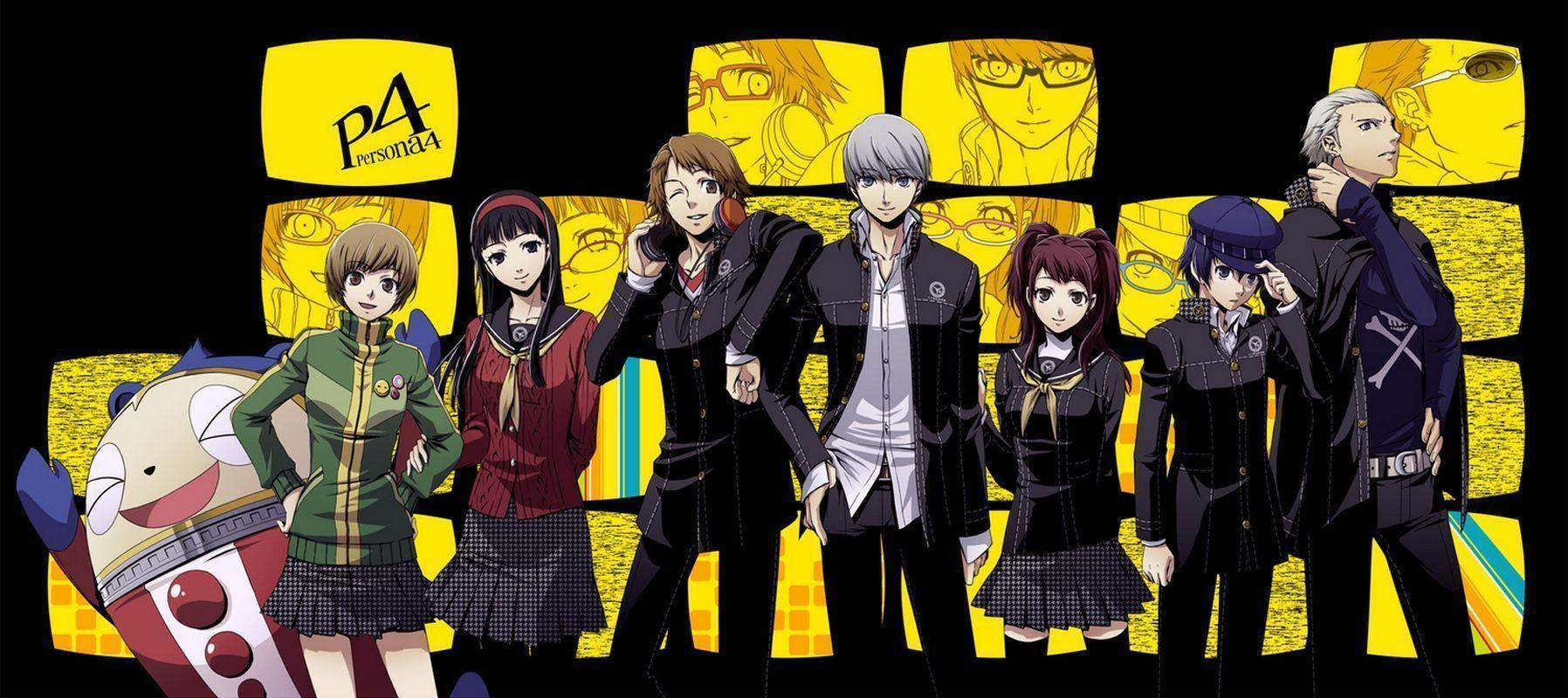 Wallpapers For > Persona 4 Wallpaper Hd
