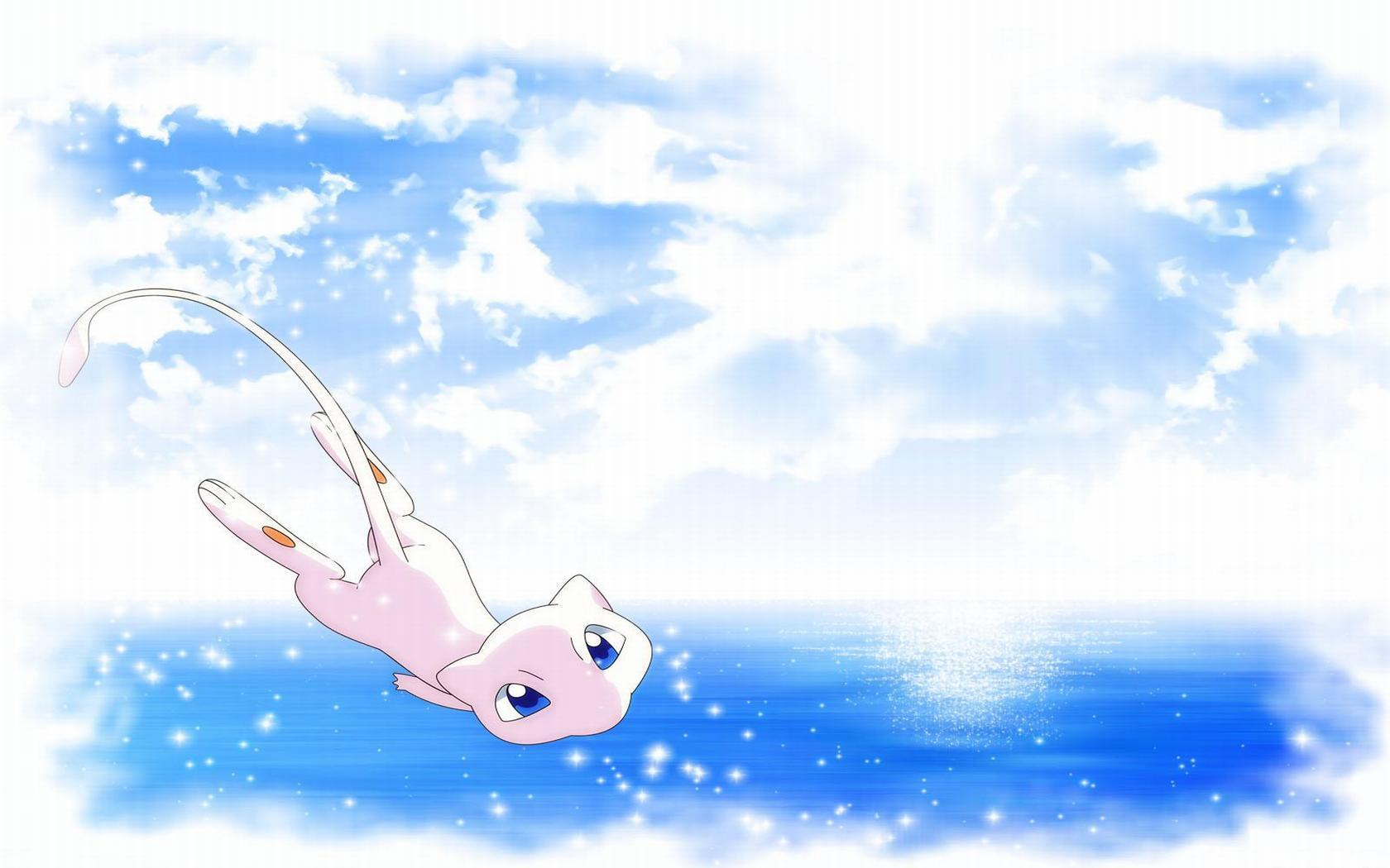 Pokemon Mew Wallpapers - Wallpaper Cave