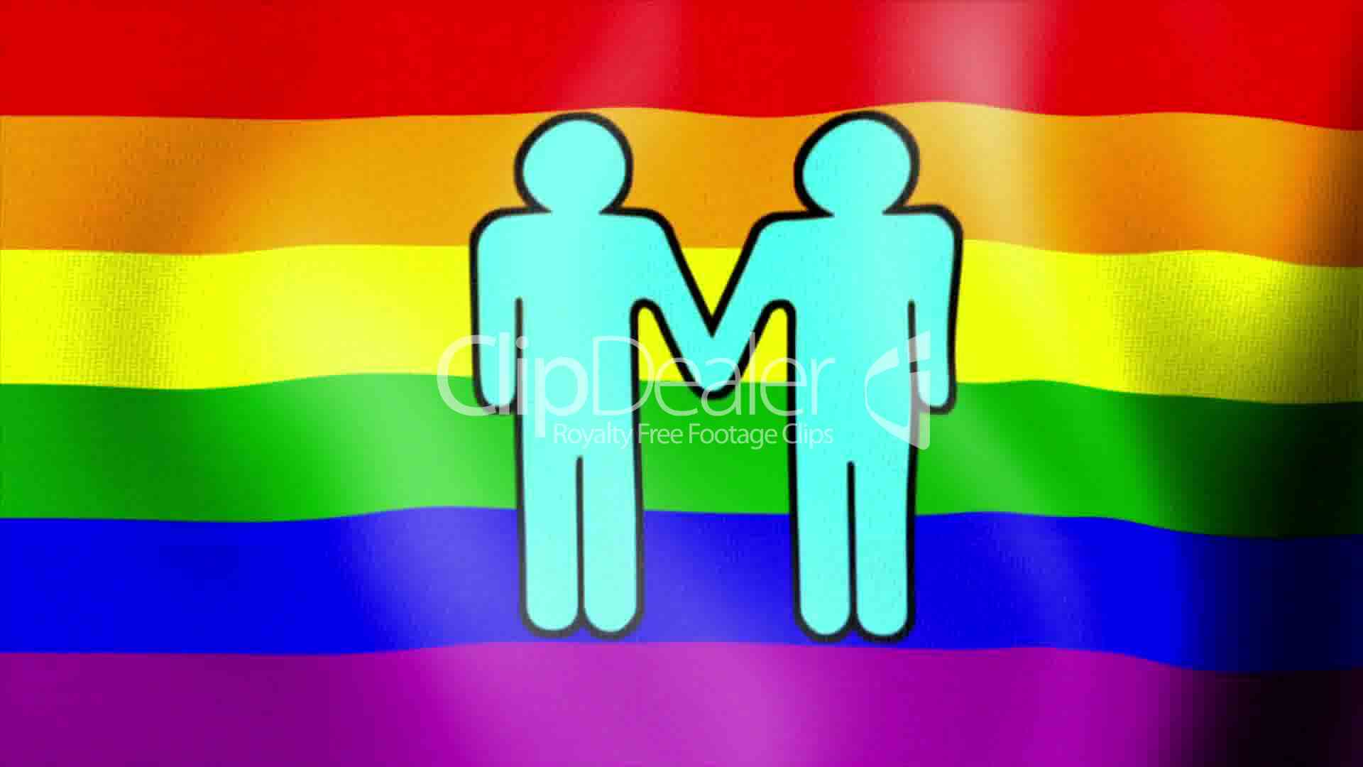 gay pride background