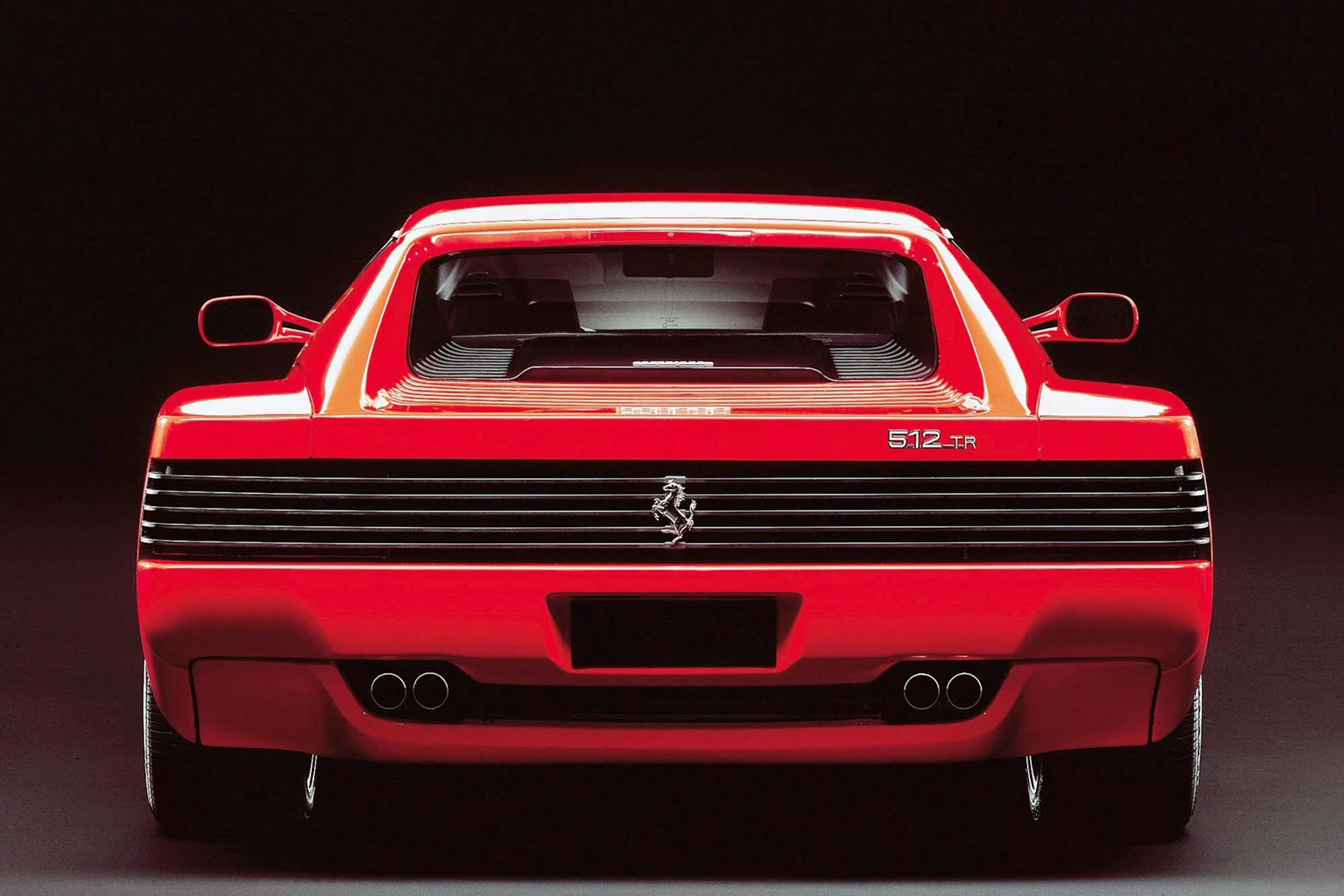 Ferrari Testarossa Wallpapers Wallpaper Cave