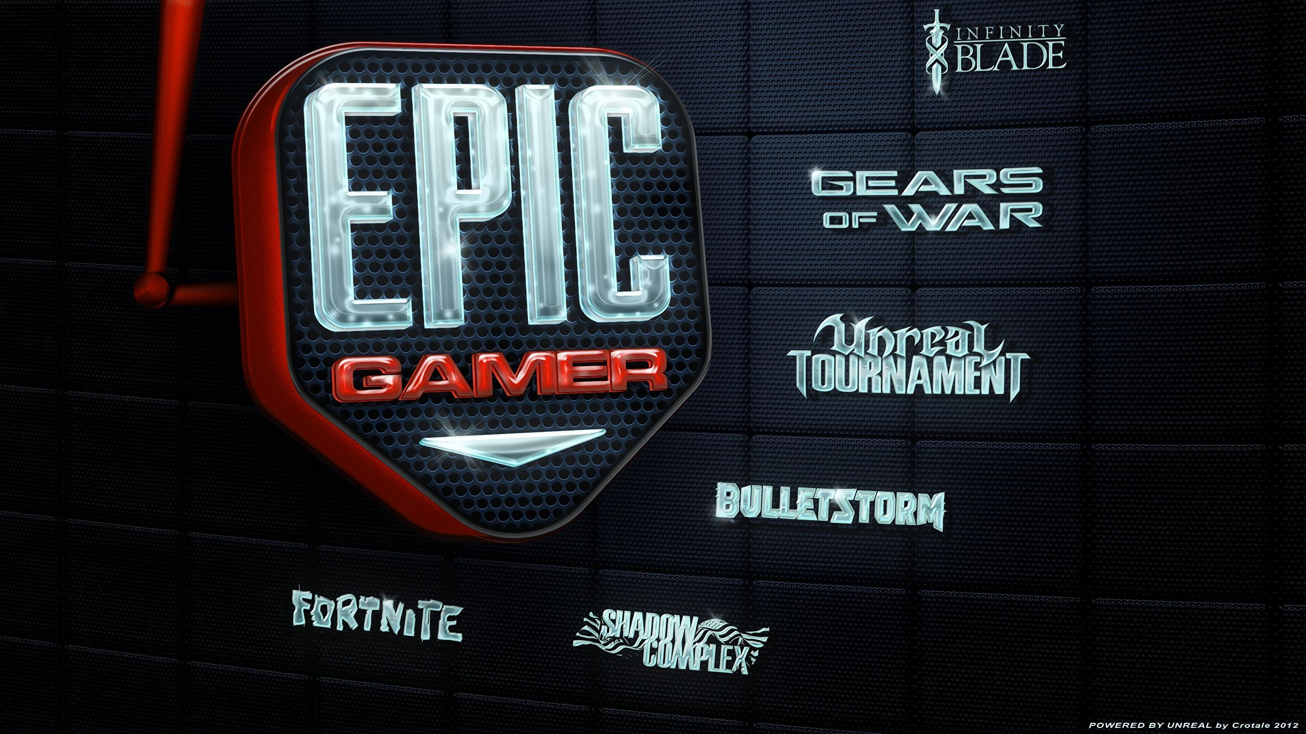 Epic Gaming Wallpapers - Wallpaper Cave