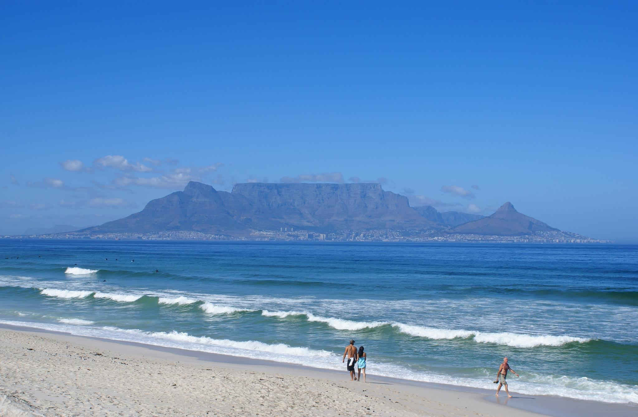 Table Mountain - Wikipedia, the free encyclopedia