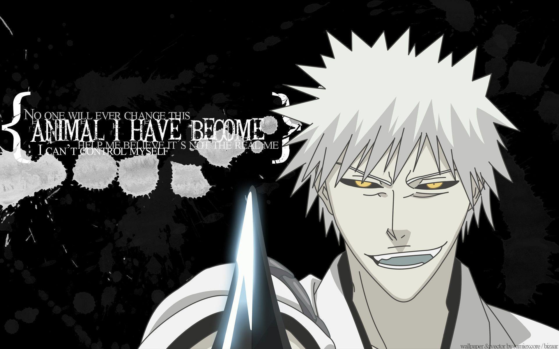 bleach ichigo hollow wallpaper - photo #22