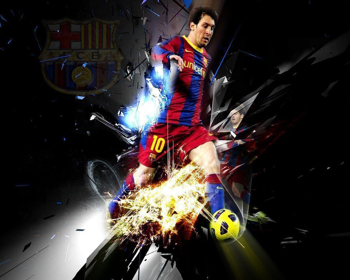 Lionel Messi Wallpaper - fun2pics