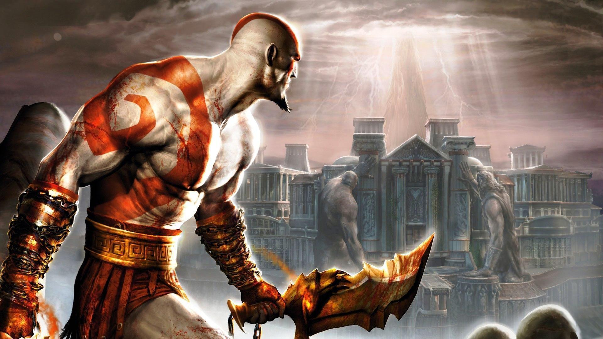 god of war 1 wallpaper hd -#main
