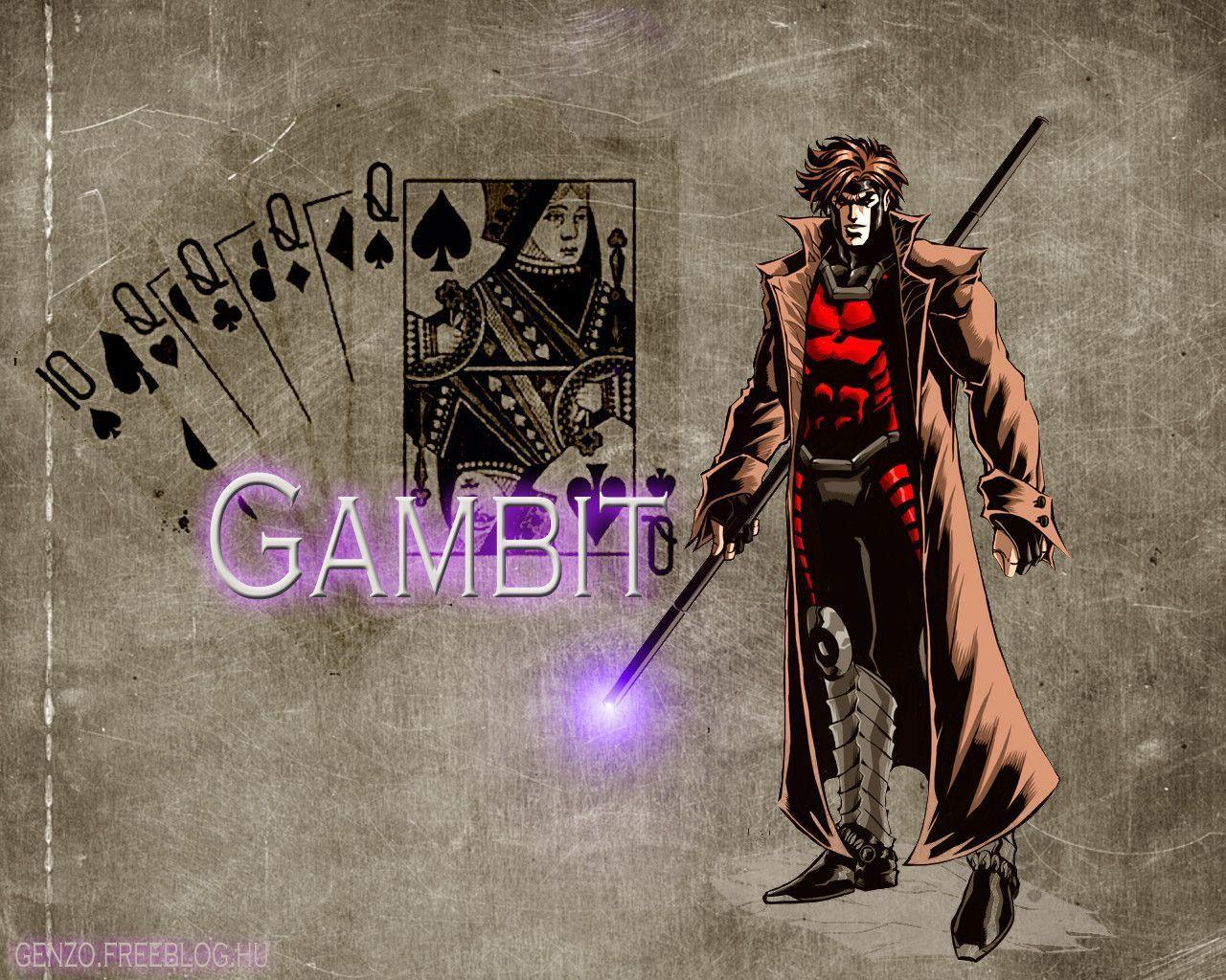 Imagenes De Xmen: Gambit Wallpapers