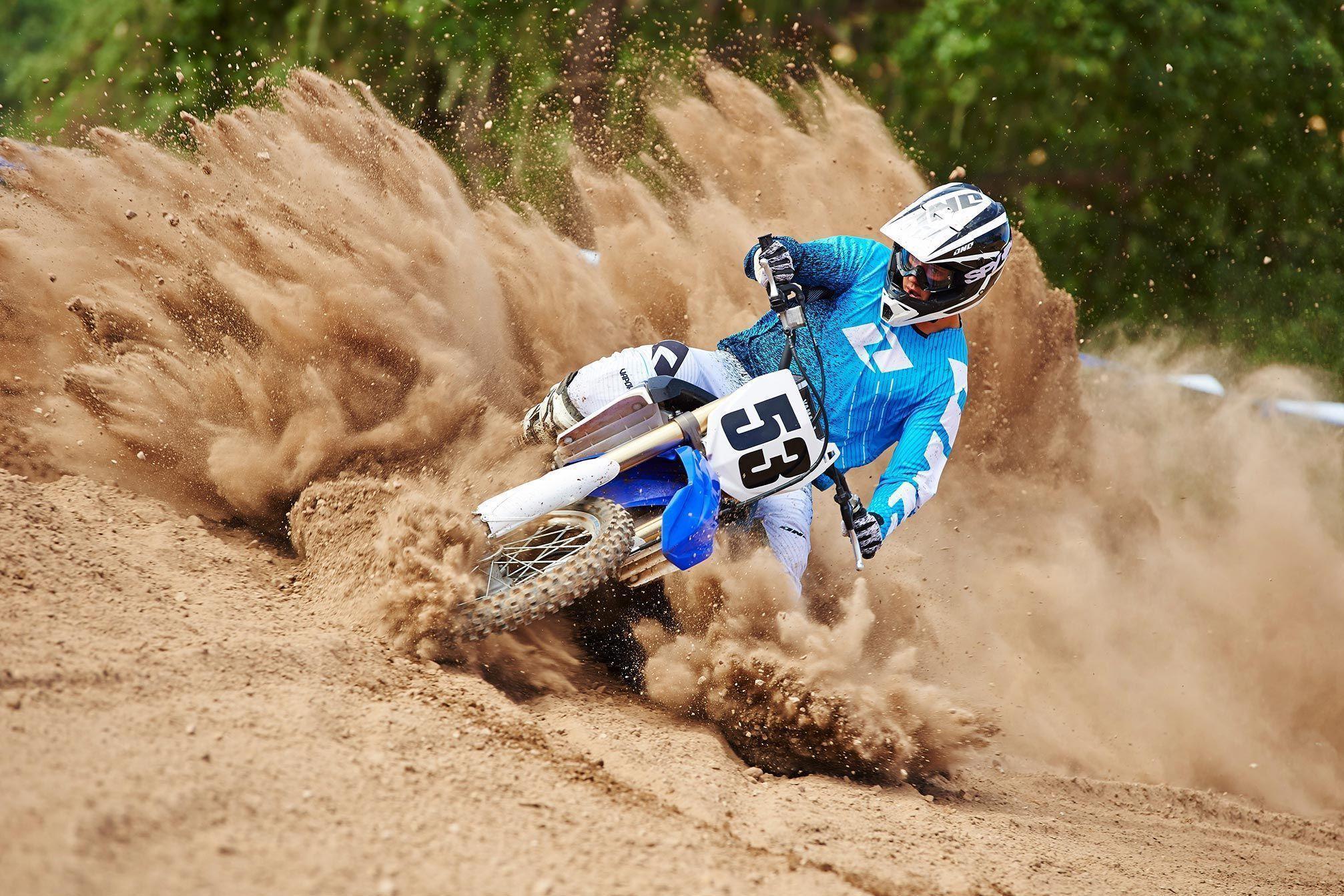 Yamaha Yz450f Dirt Motorcycle Wallpaper Hd Desktop: Dirt Bikes Wallpapers