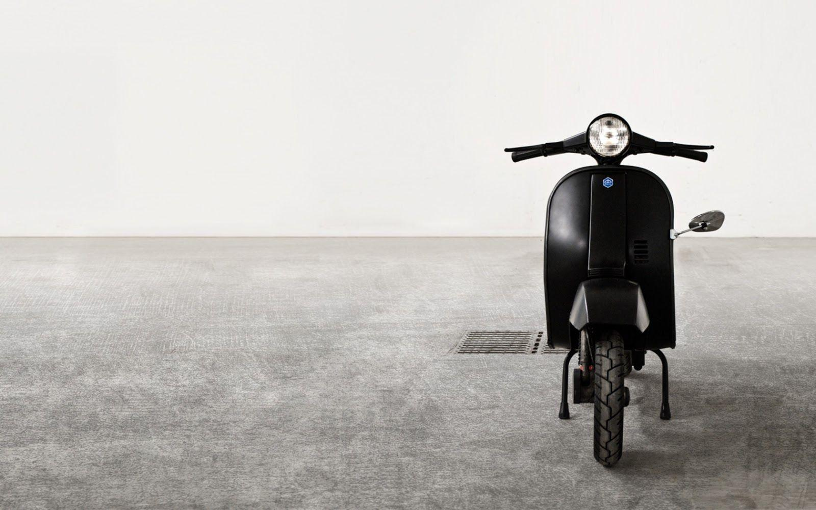Patrick Staudt : Product'n'Graphic-Design: Vespa PK Wallpaper