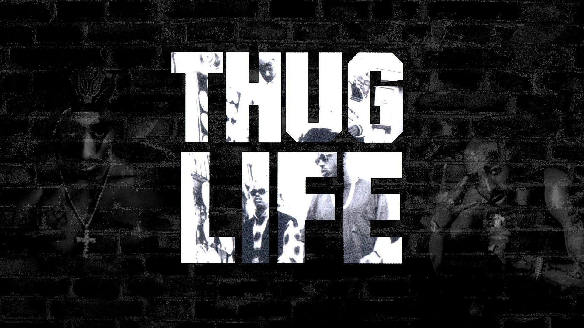 Tupac Shakur Thug Life Wallpaper Images Pictures