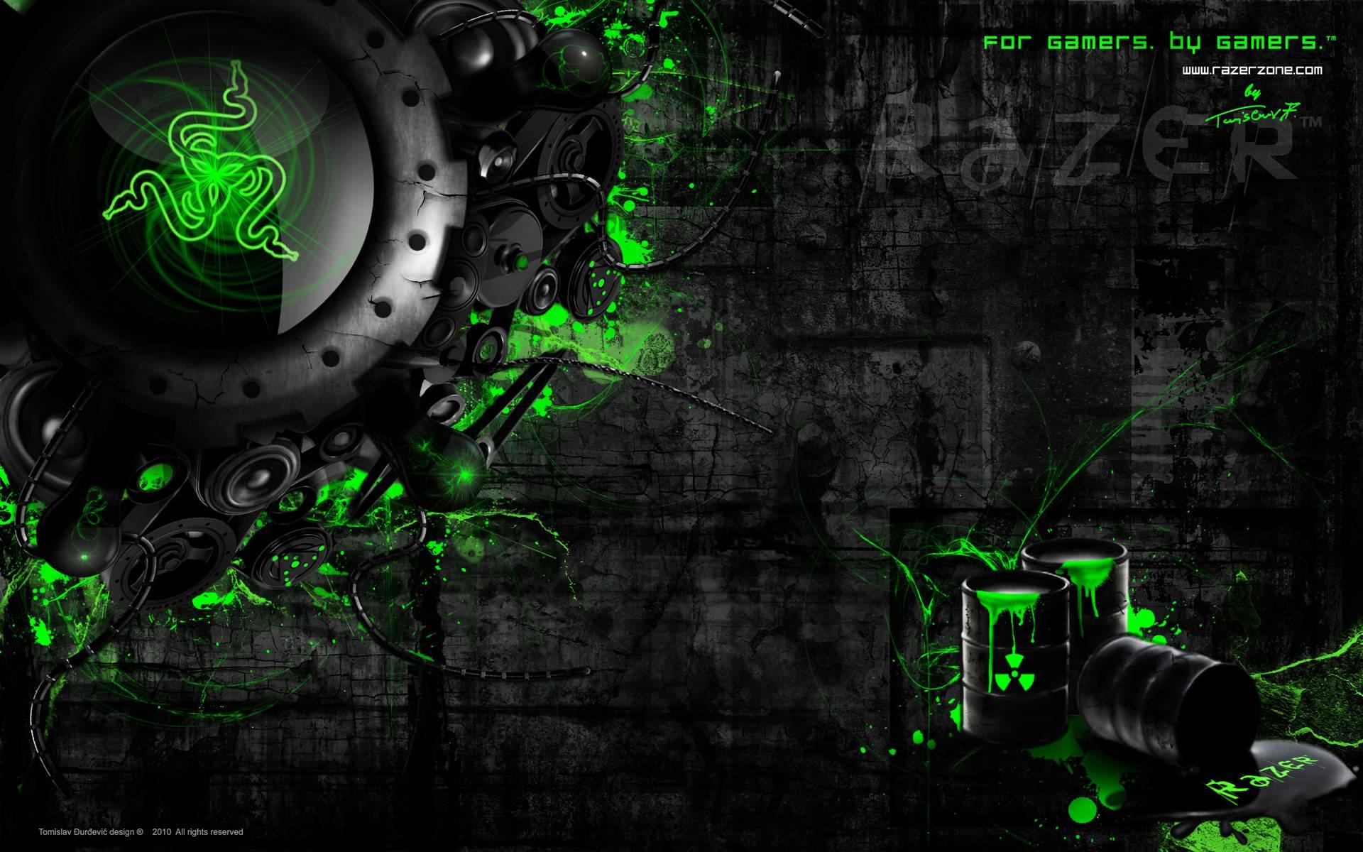 razor wallpaper computer - photo #35