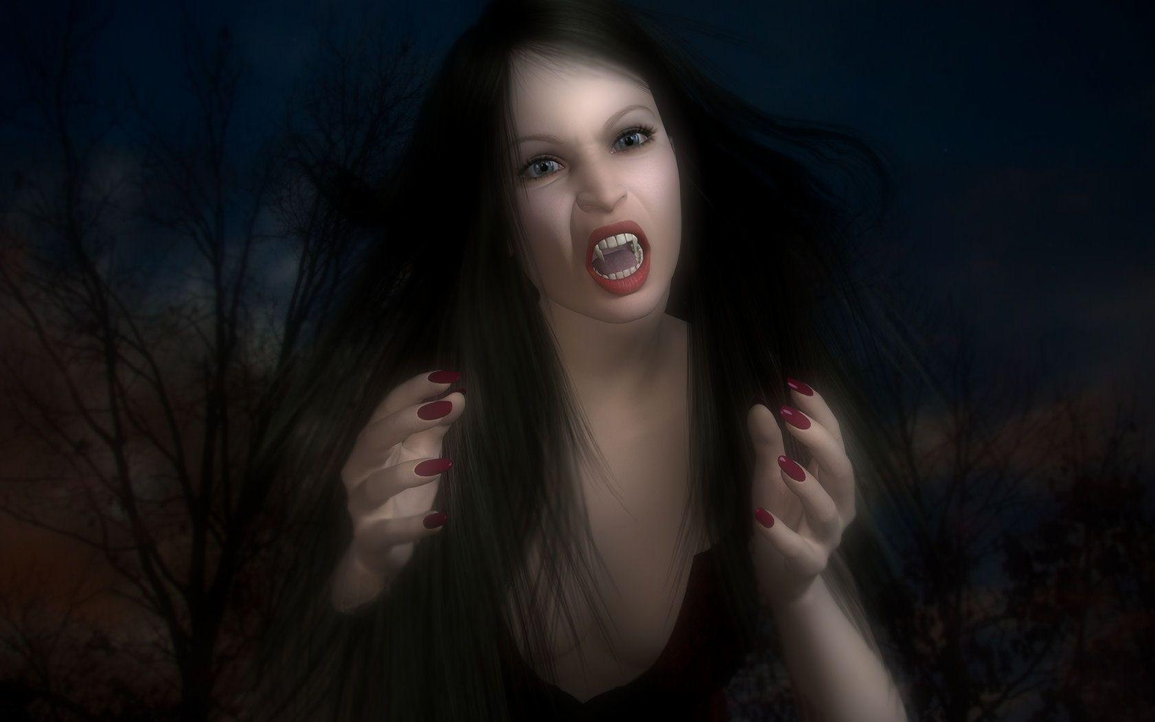 Vampire Wallpapers Desktop - Wallpaper Cave