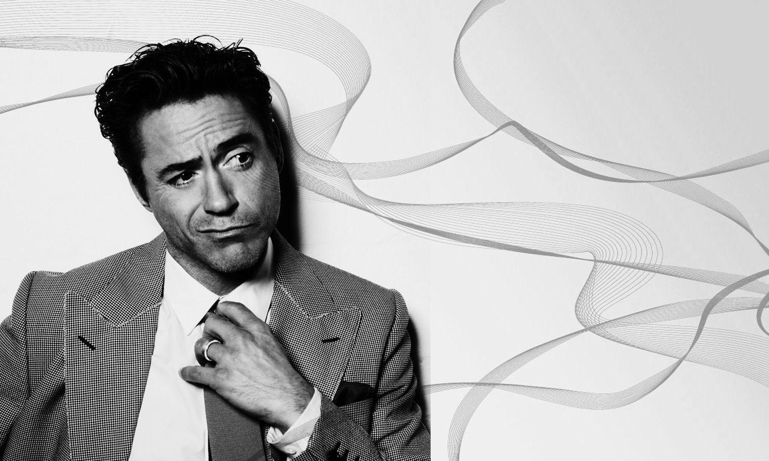 Robert Downey Jr Wallpapers 7 by thelyrical