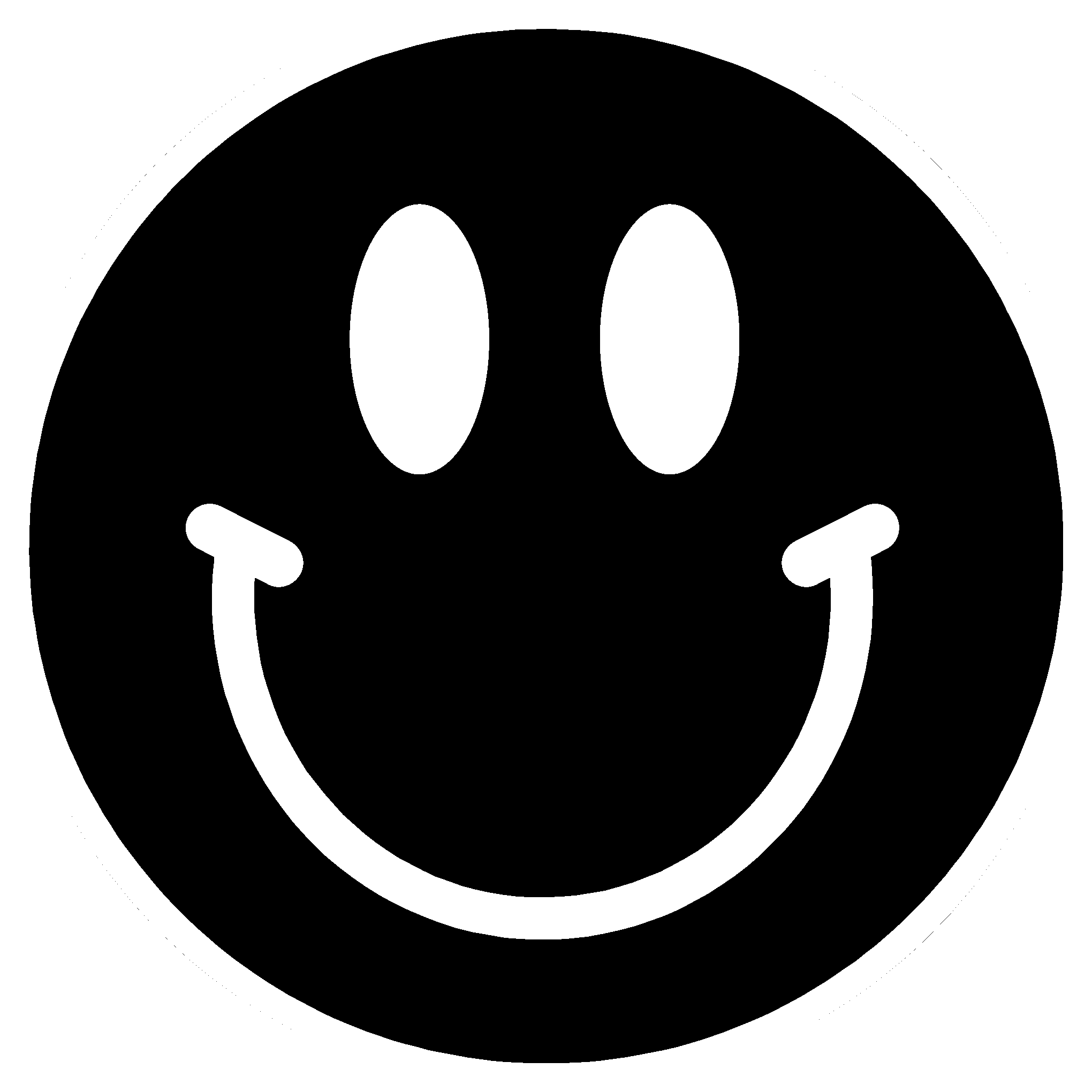 Smiley Face Black Backgrounds