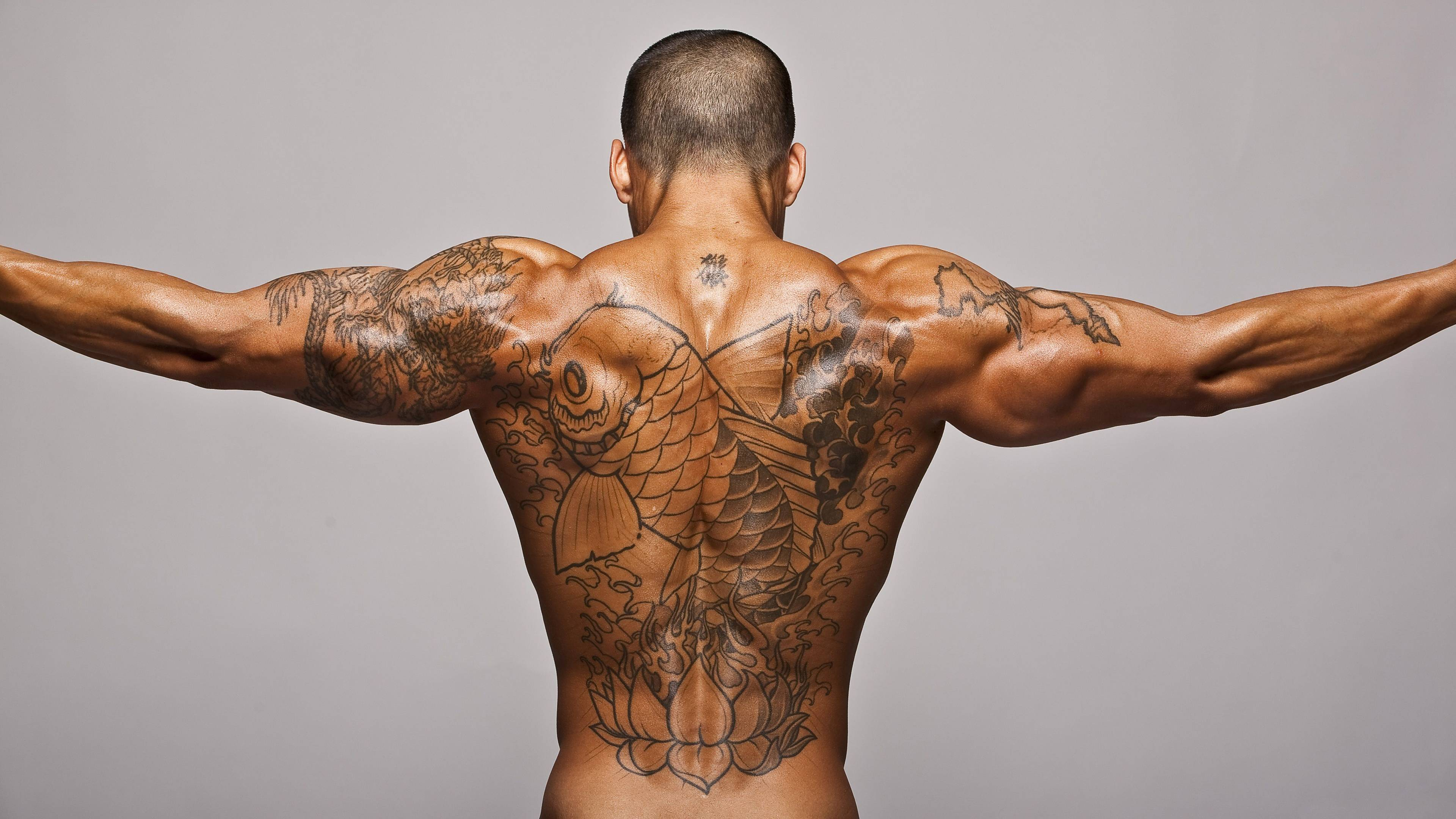 muscle man wallpapers wallpaper cave